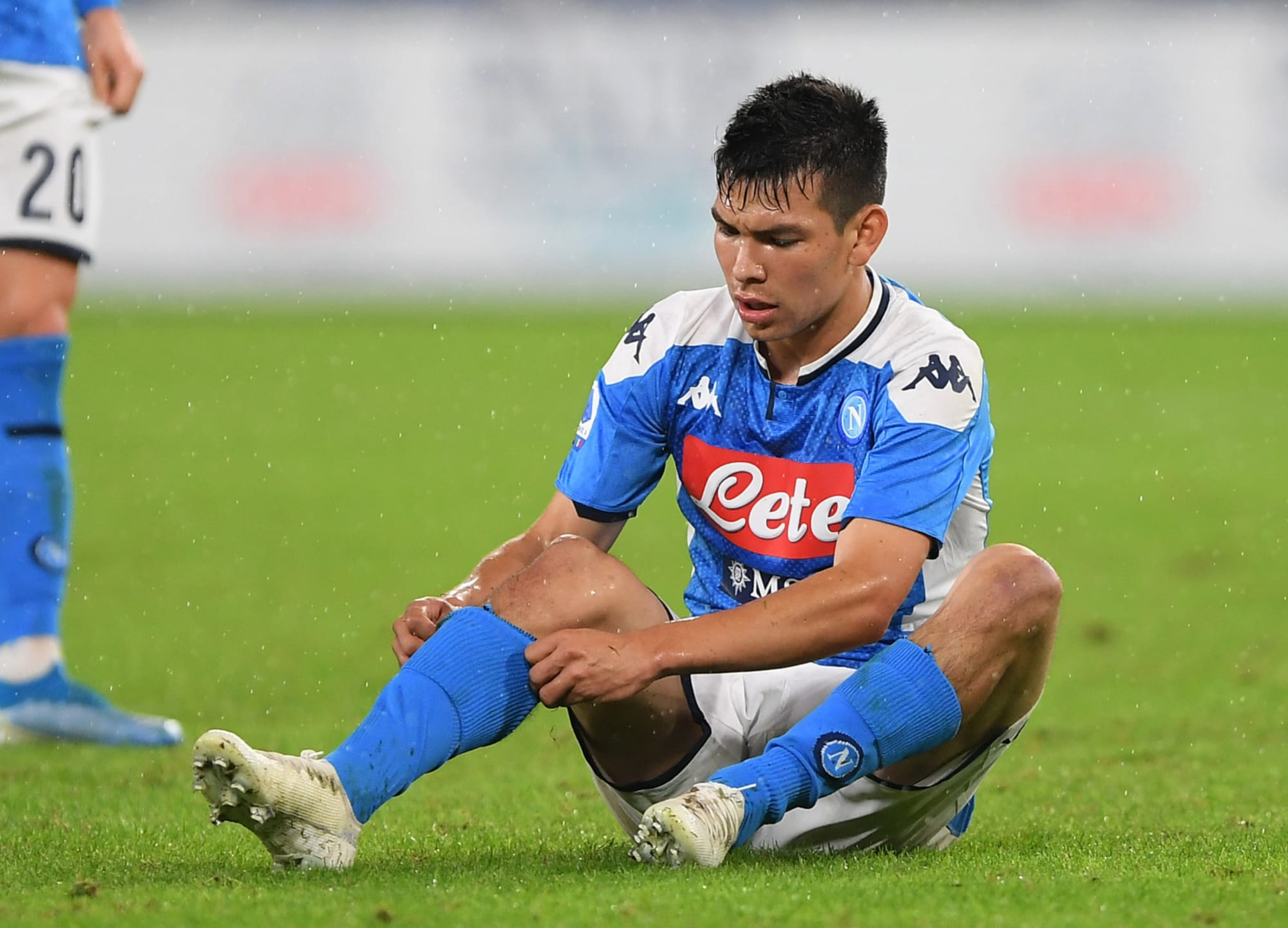 Hirving Lozano Was Dismissed From Training Viva Liga Mx