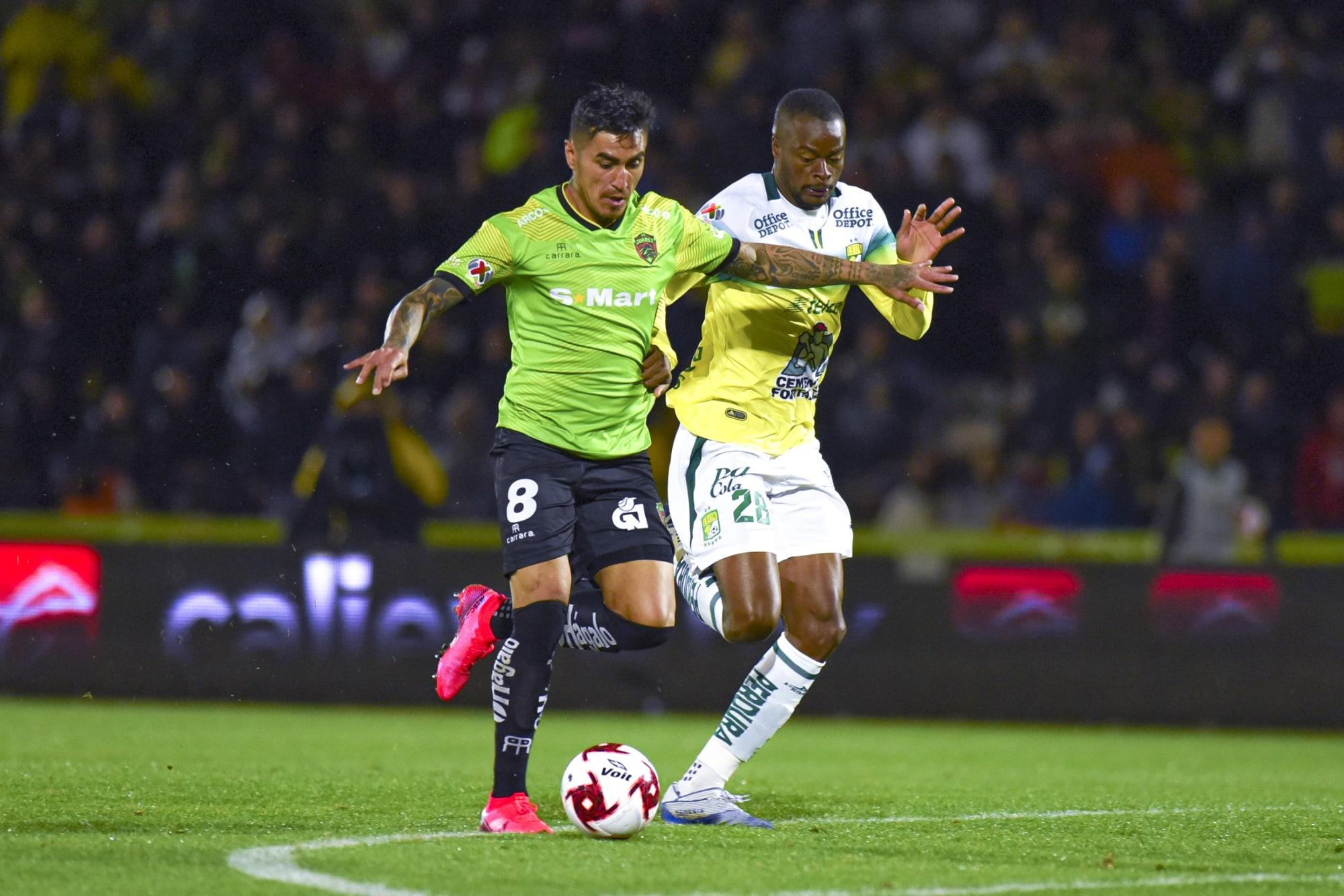Juarez and Leon making moves.