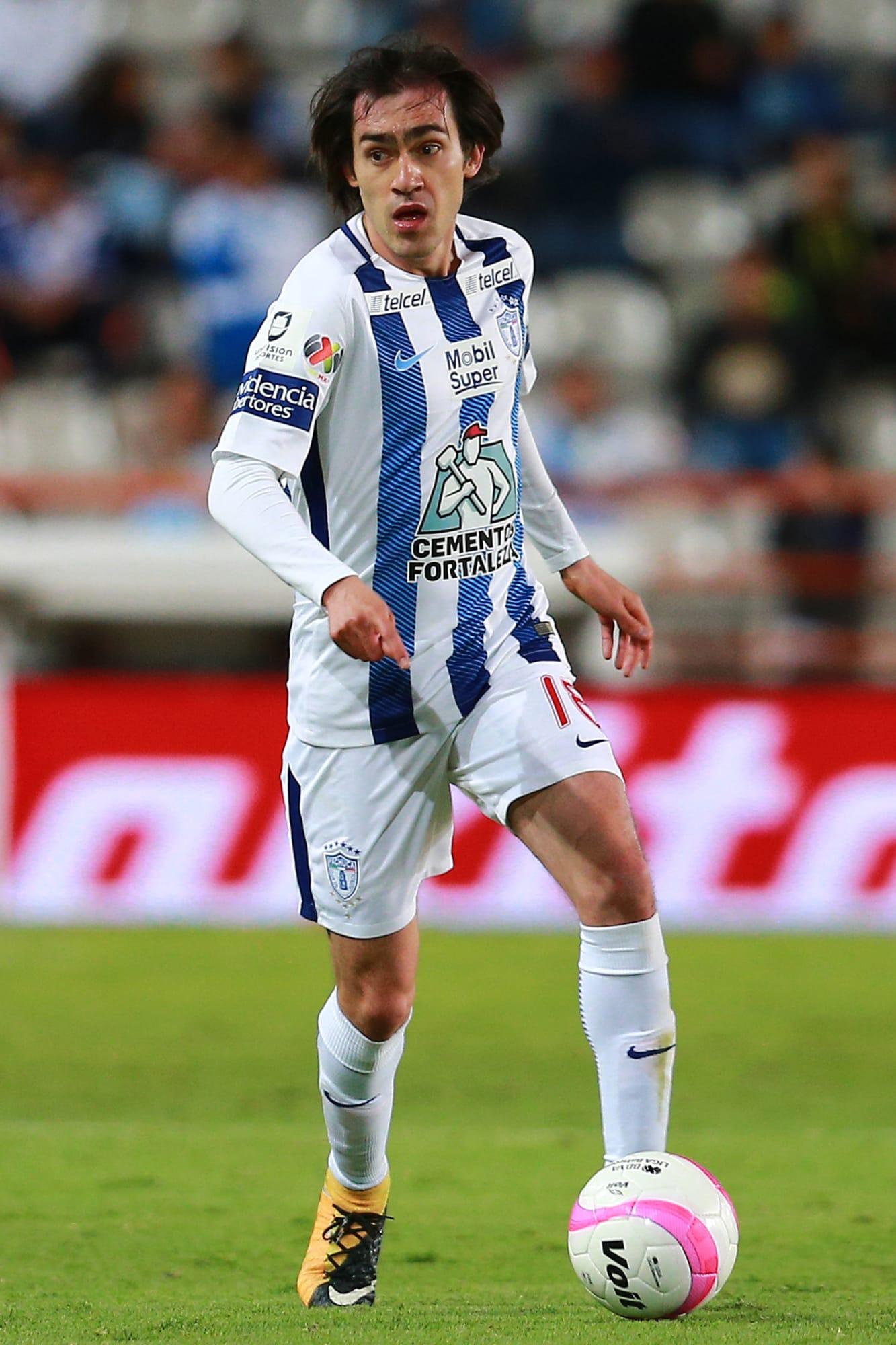 Cruz Azul sign Jose 'Shaggy' Martinez