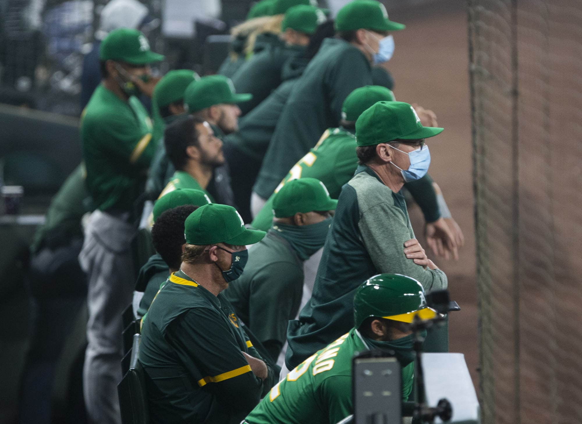 Oakland A's have worse chance of reaching World Series than Astros