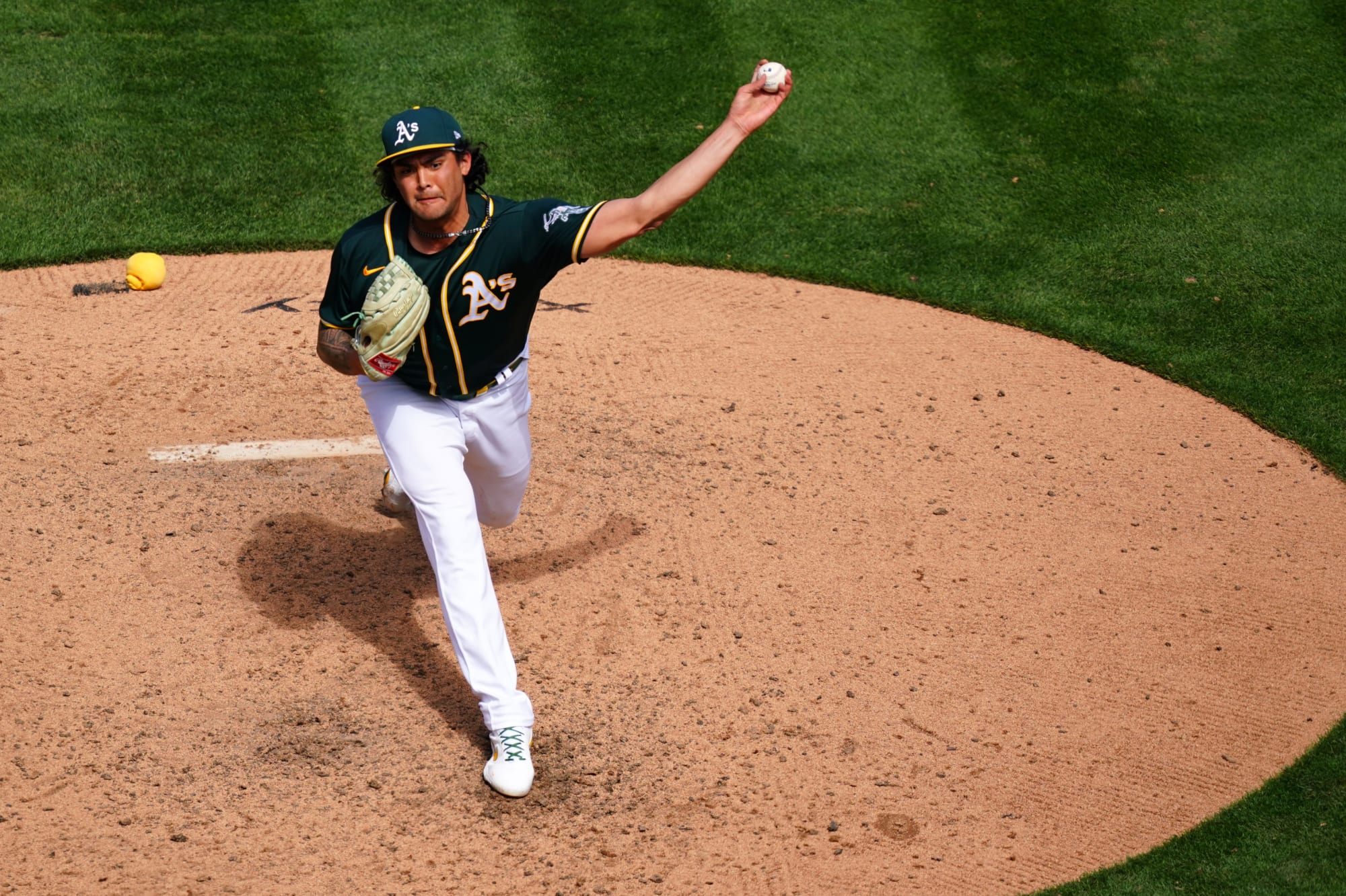 Oakland A's need Sean Manaea to provide quality start