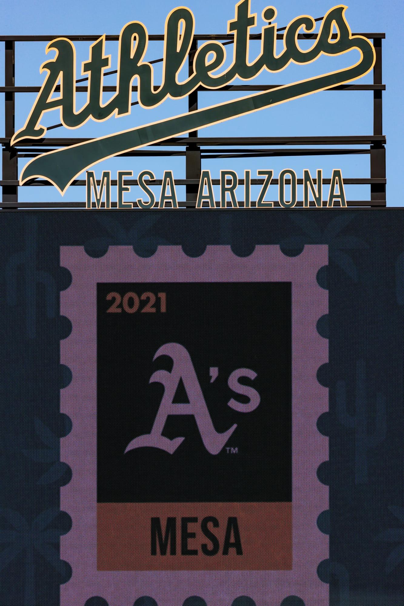 Oakland A's preparing list of potential stadium sites in Las Vegas