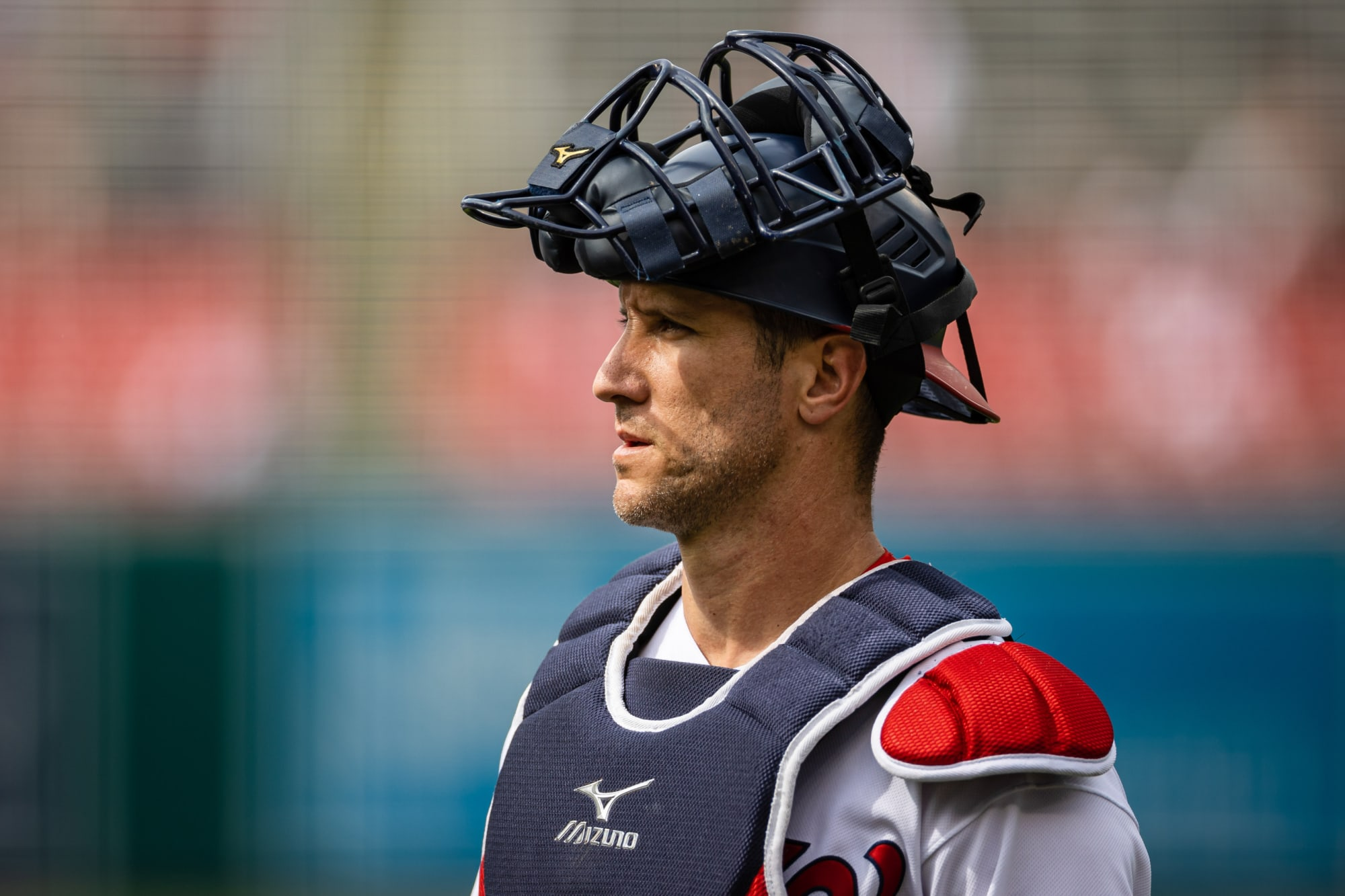 Oakland A's reportedly checking in on Yan Gomes