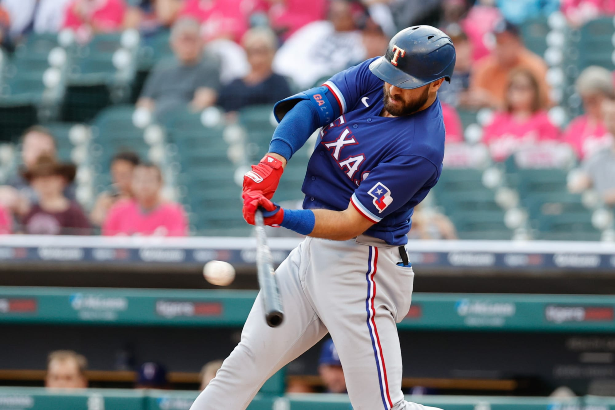 Is Joey Gallo a viable target for the Oakland A's?