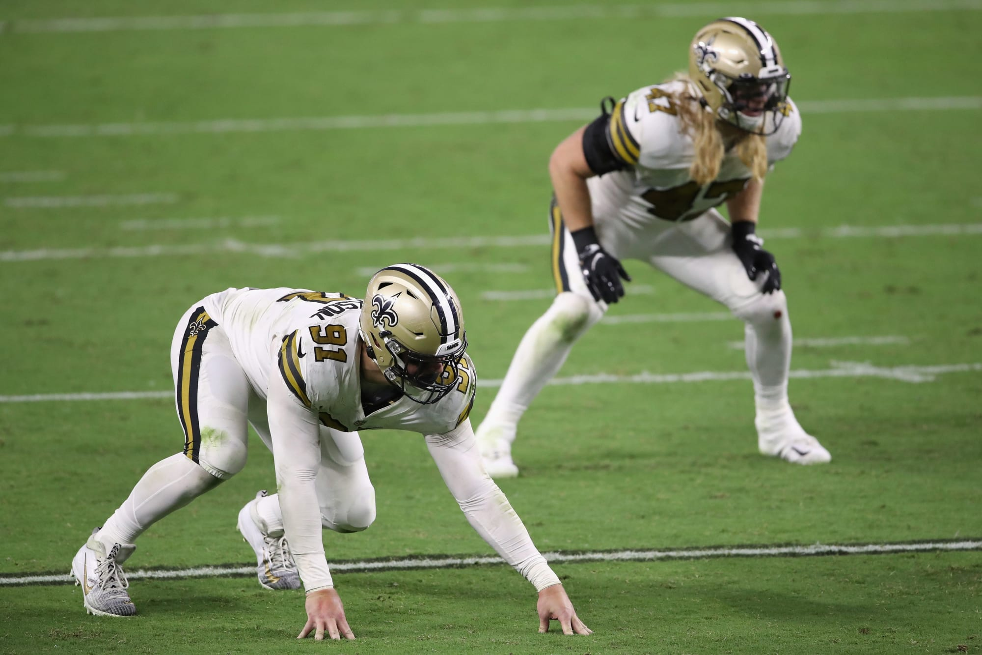 3 New Orleans Saints that've played their last game with the team