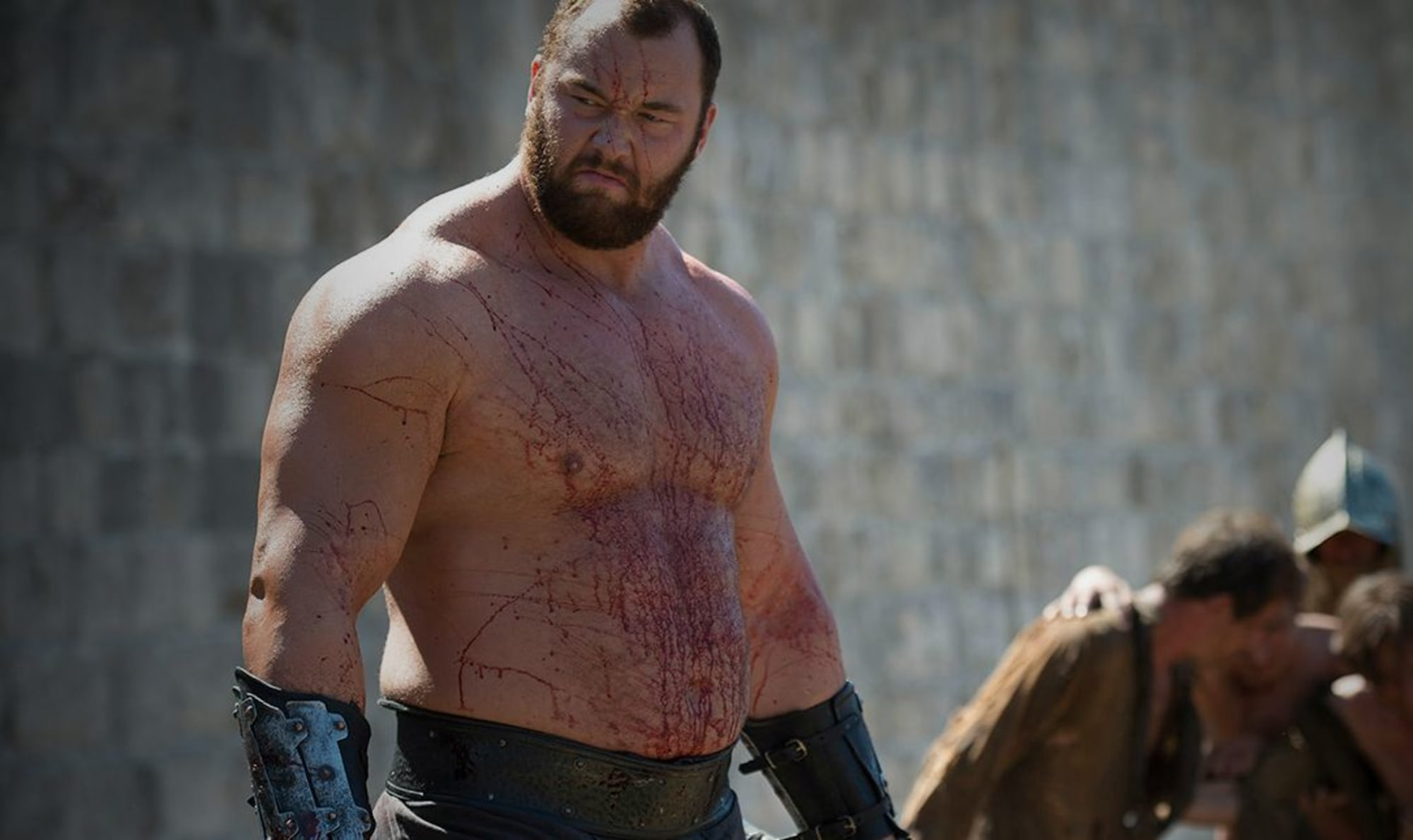 The Mountain from Game of Thrones gets in drag and dances, and more stuff