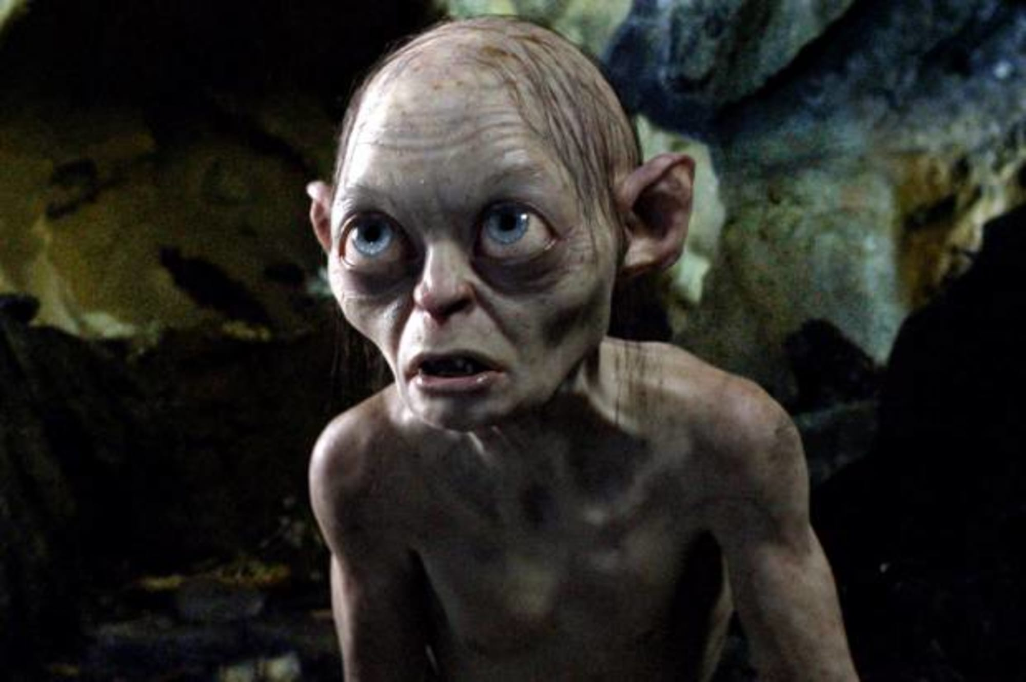 Lord Of The Rings Game Gives Gollum More Hair So He S Less Creepy