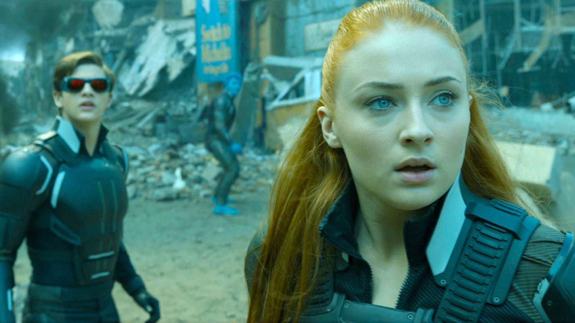 Sophie Turner reunites with X-Men vets, and more news