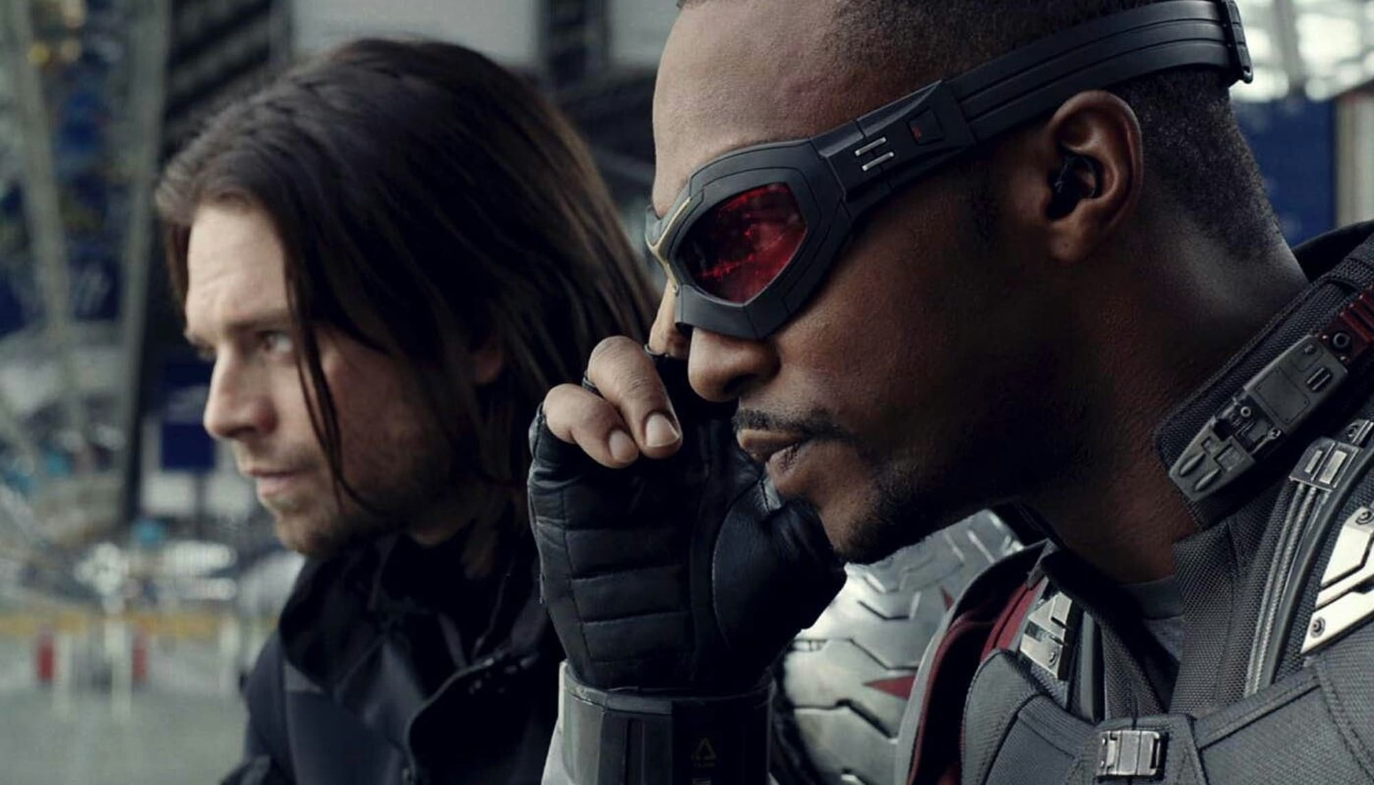 "Anthony Mackie was afraid The Falcon and the Winter Soldier would be  ""sh**ty"""
