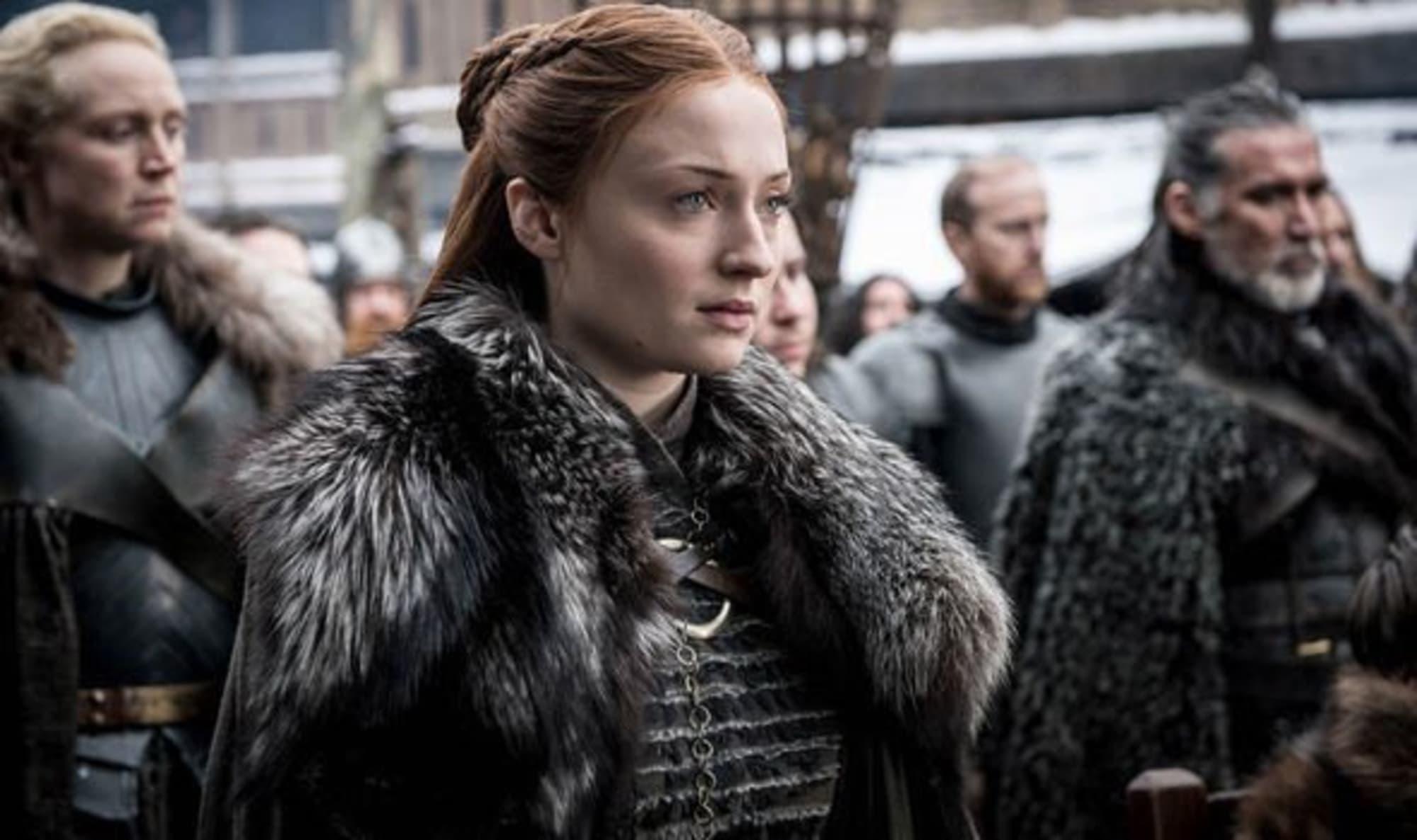 Game of Thrones star Sophie Turner dyes her hair Sansa Stark red