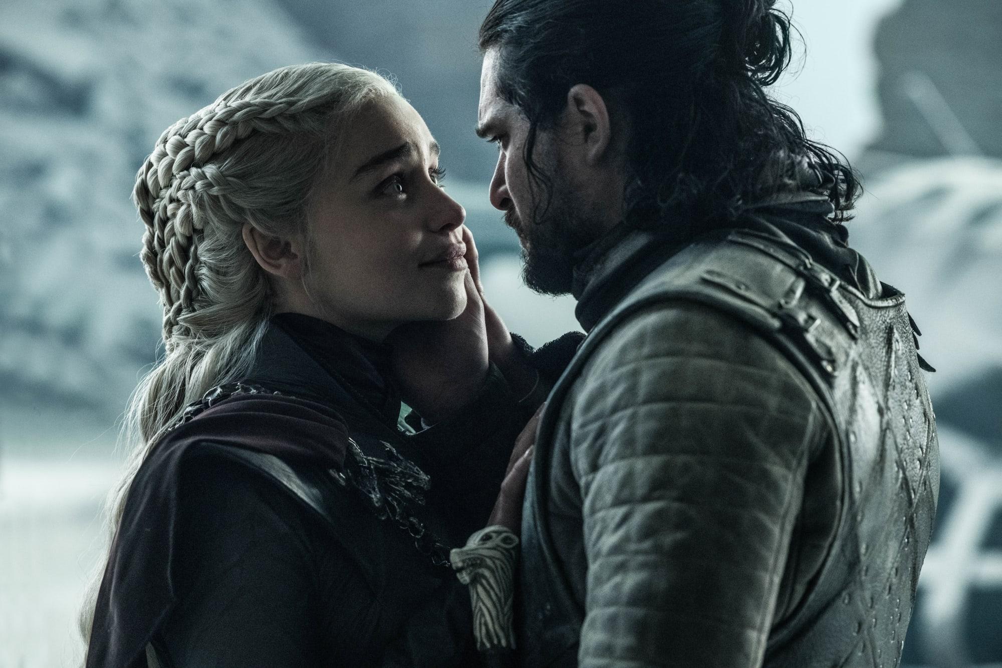 Here's what Jon Snow and Daenerys Targaryen's daughter would look like