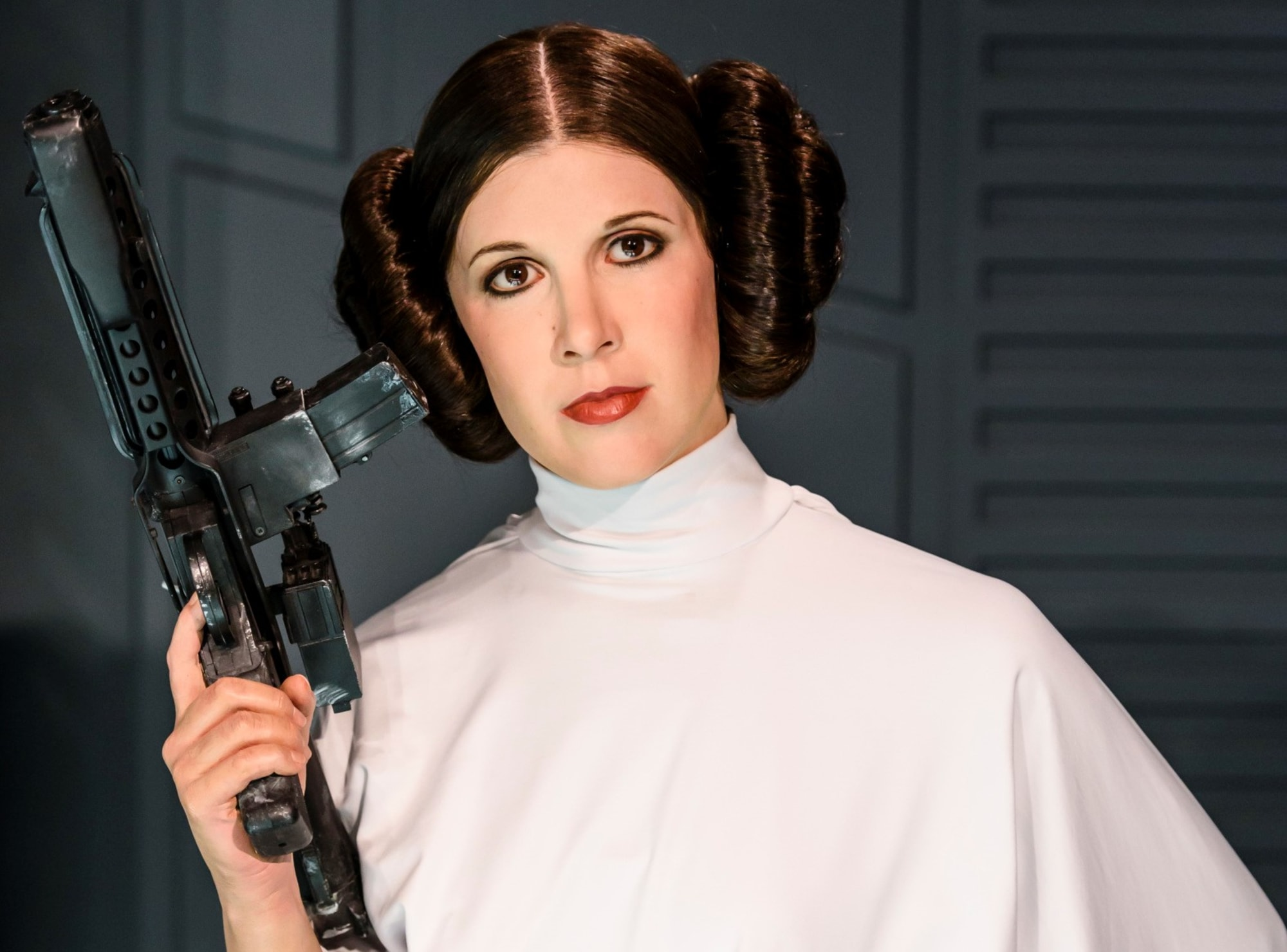 The Star Wars Comics Are Putting Princess Leia In Another Love