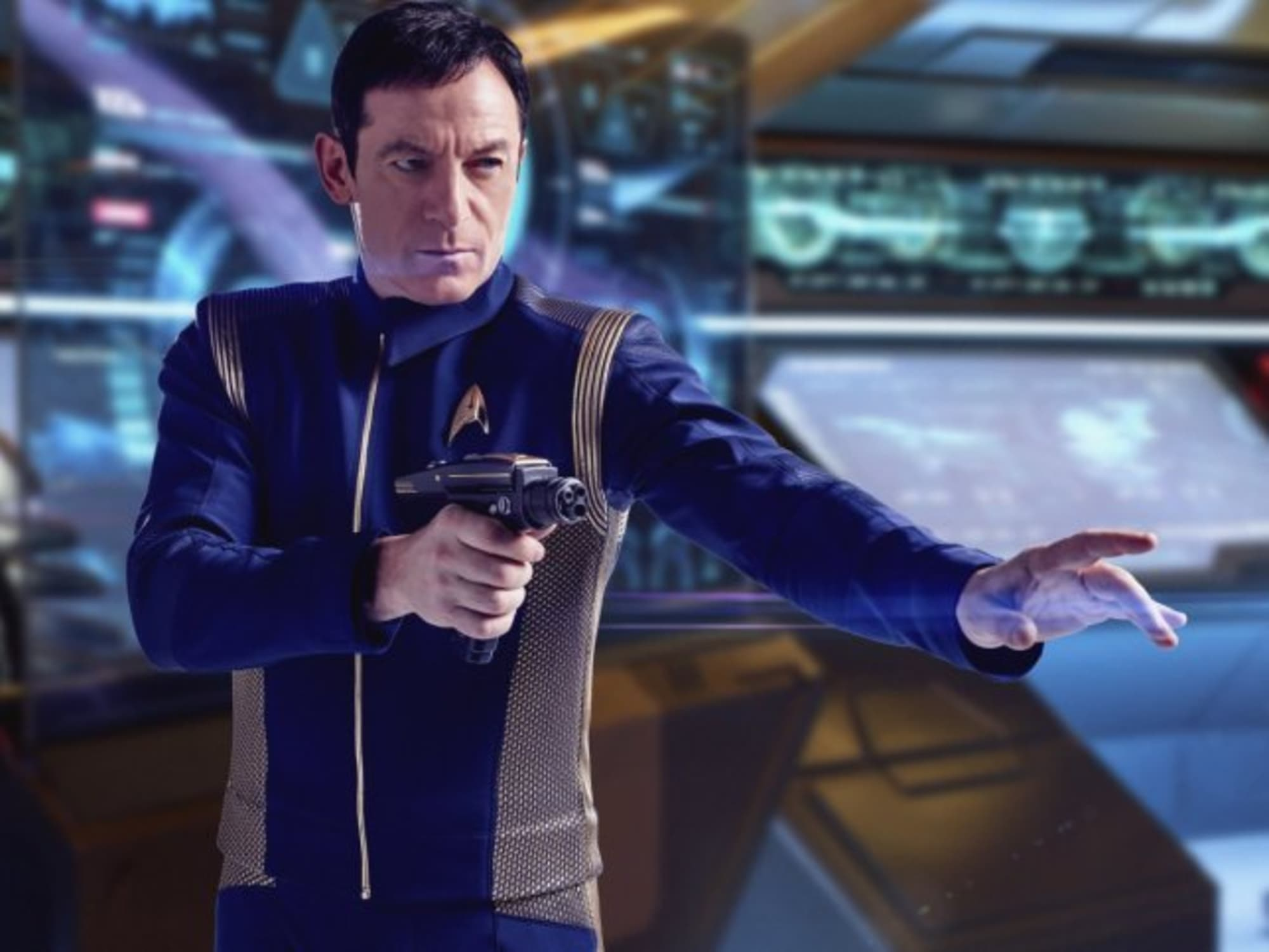 Jason Isaacs teases a return to Star Trek as Prime Lorca