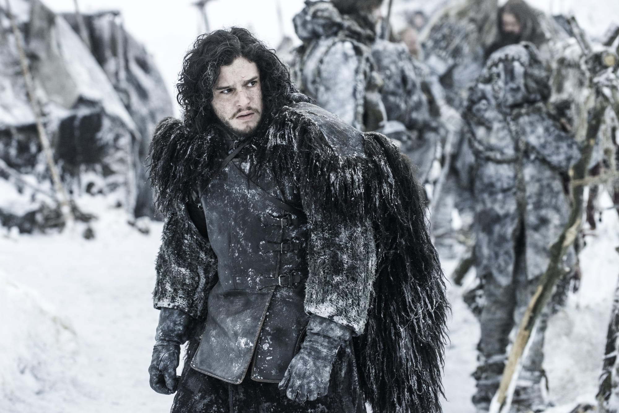 Kit Harington thinks Jon Snow's Game of Thrones fate was right for him