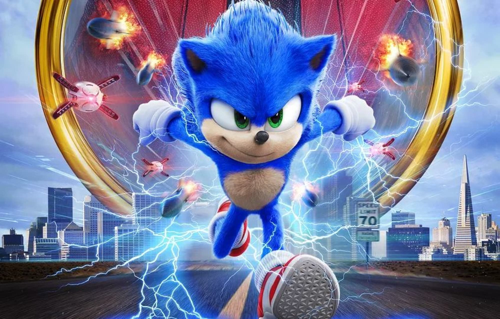 New Sonic The Hedgehog Trailer Crawls Out Of The Uncanny Valley