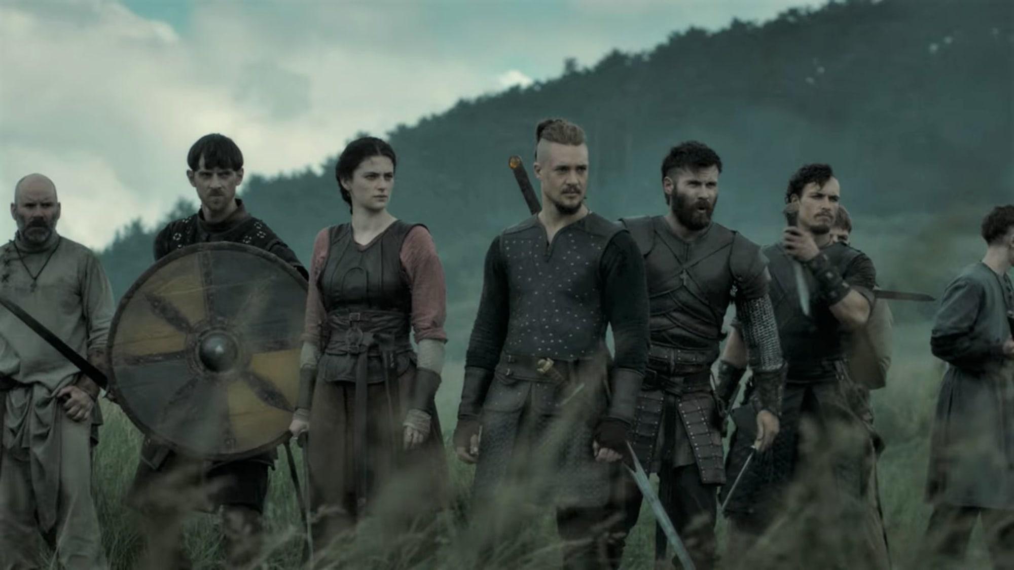 Let's break down the trailer for The Last Kingdom season 4, shot by shot