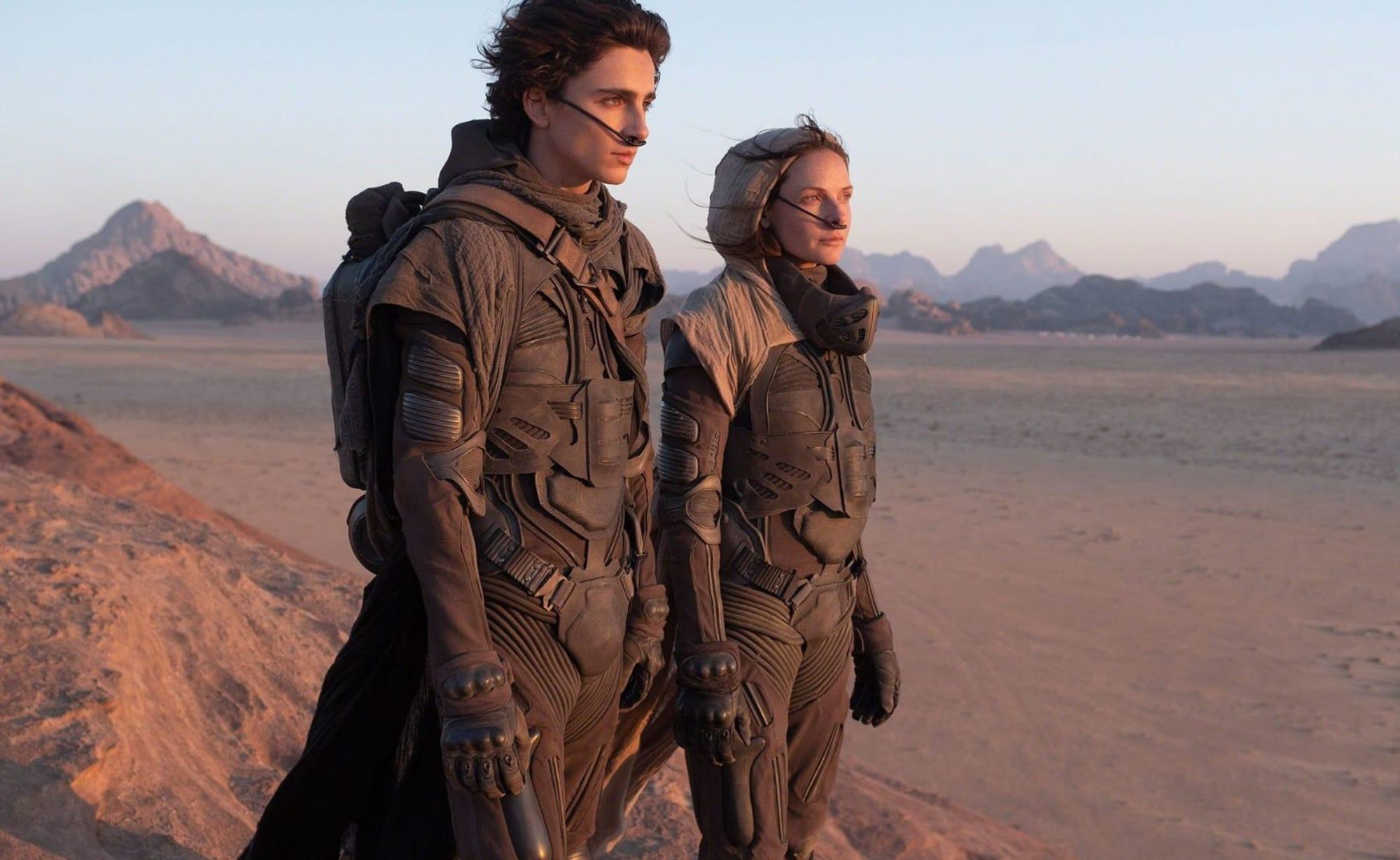 Ahead of new movie, Frank Herbert's Dune book is back on bestseller lists