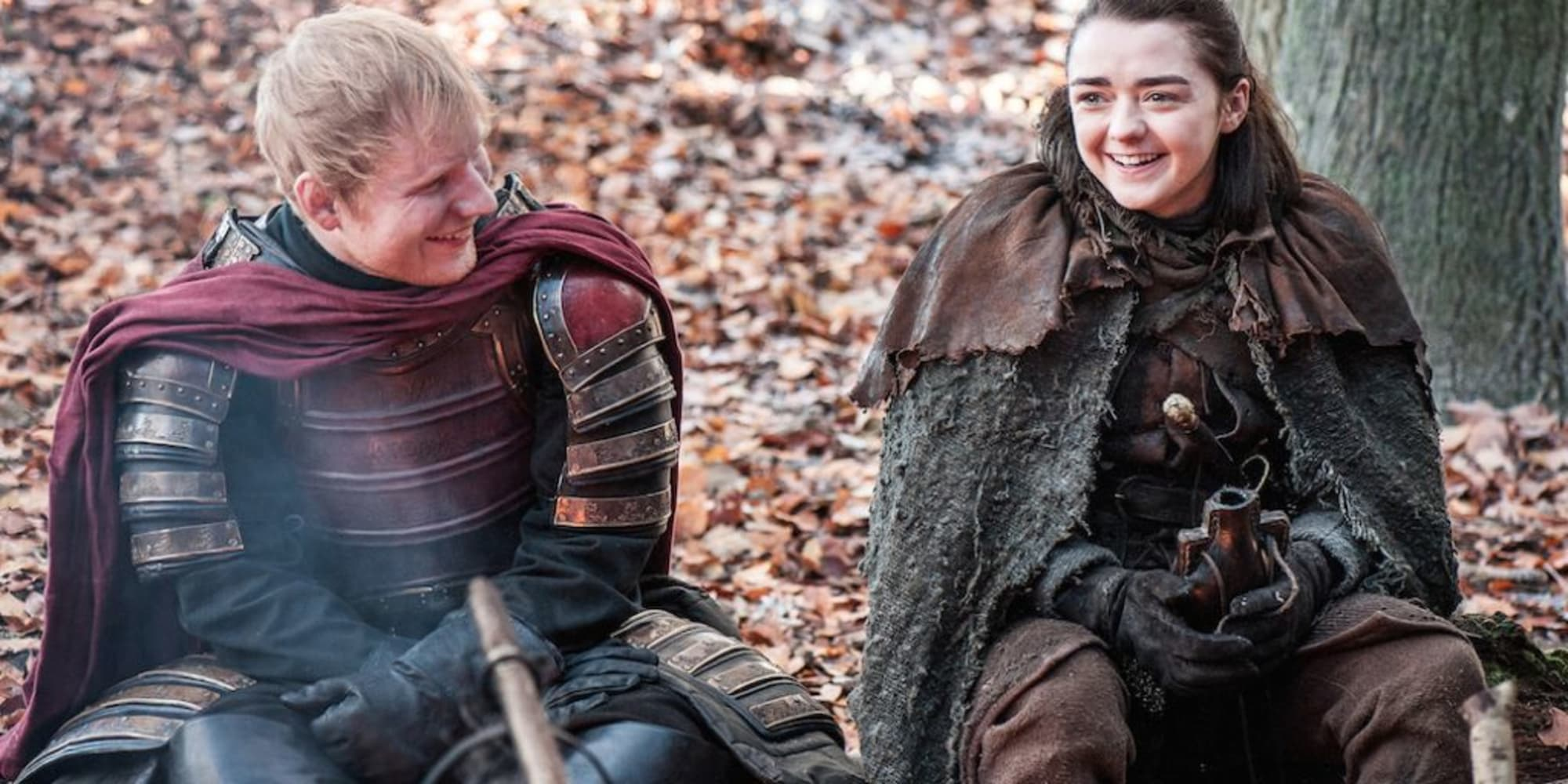 How Ed Sheeran got on Game of Thrones