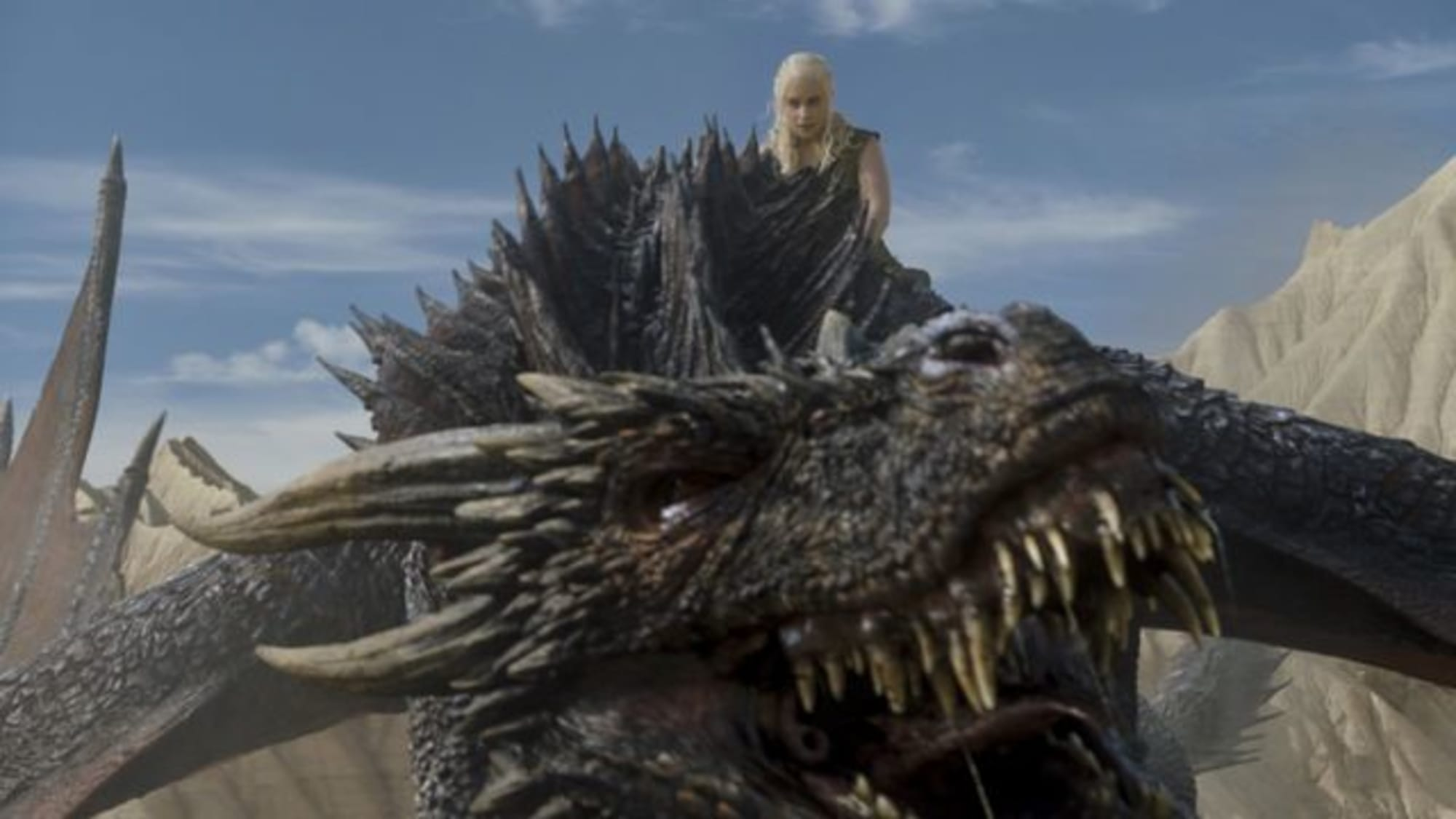 We'll learn more about the bonds between dragons and humans in future Game of Thrones books