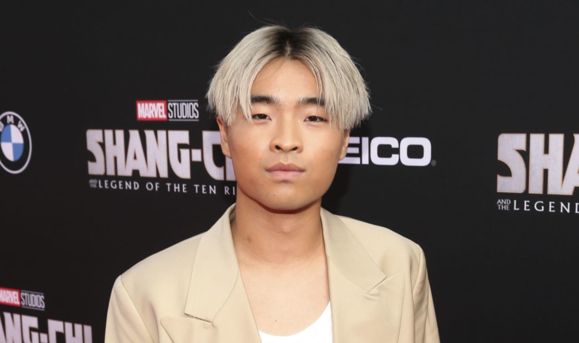 "Dallas Liu talks ""nerve-wracking"" job of playing Zuko in Last Airbender remake"