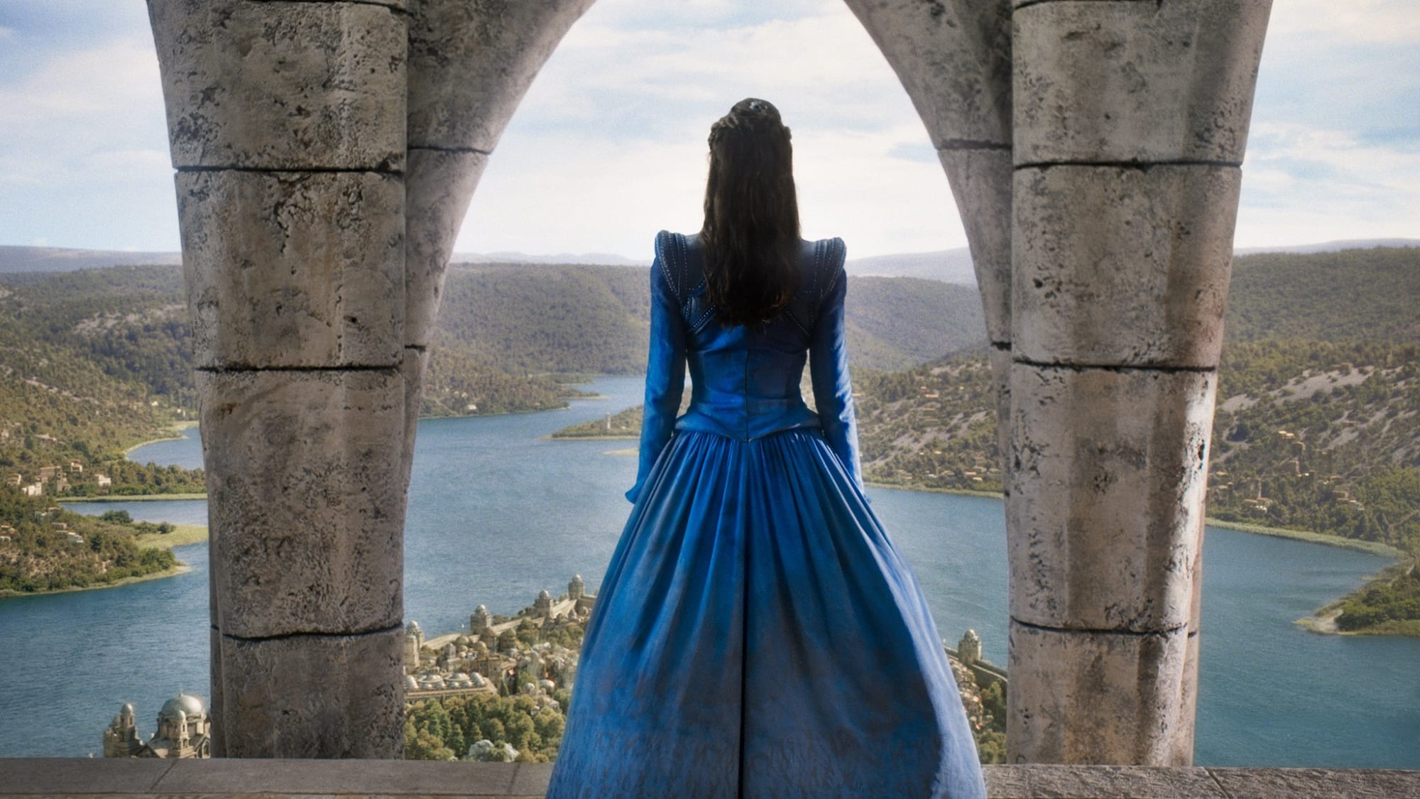 What will the first season of The Wheel of Time pull from Books 2 and 3?