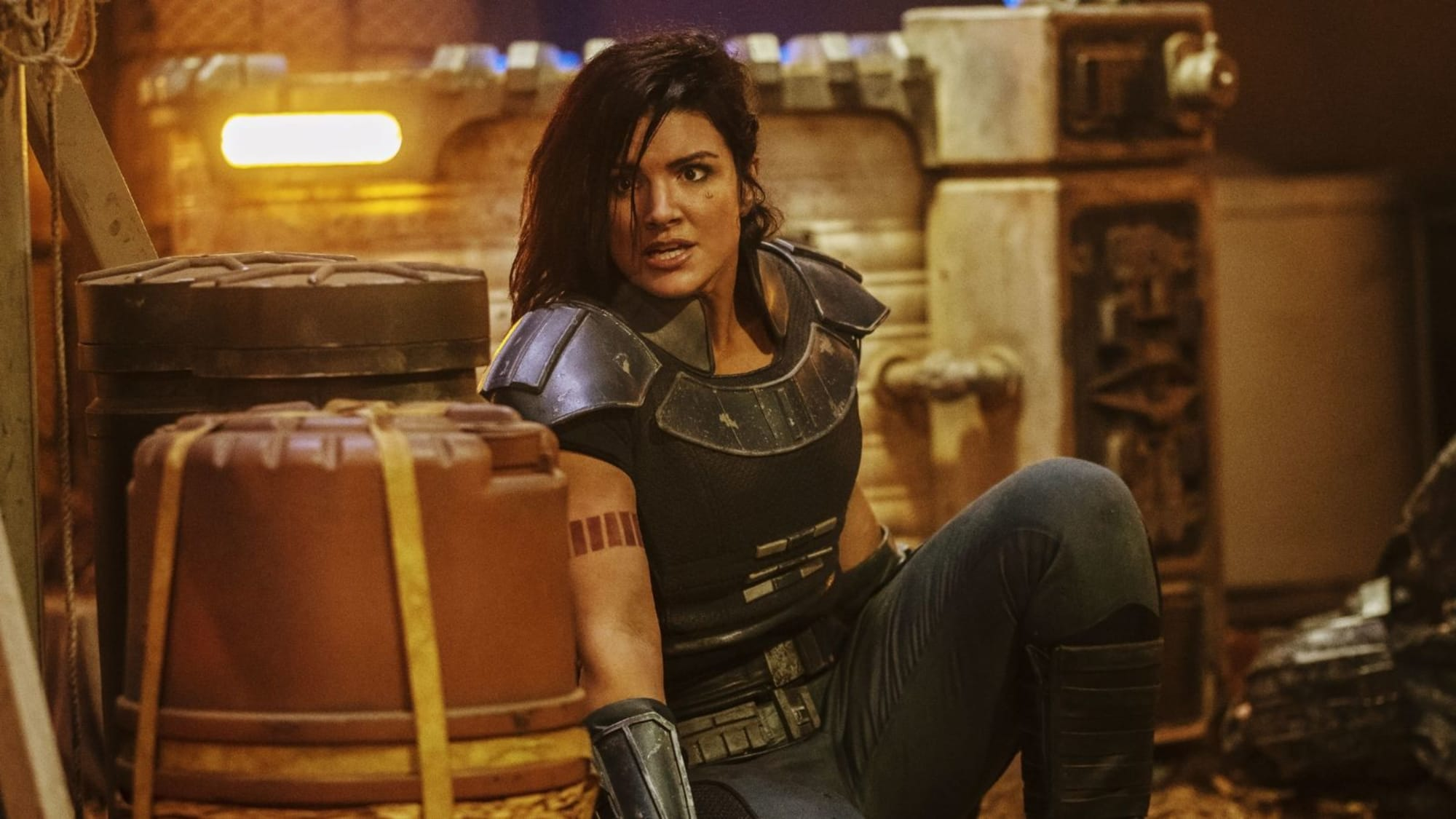 The Mandalorian Won T Recast The Role Of Cara Dune