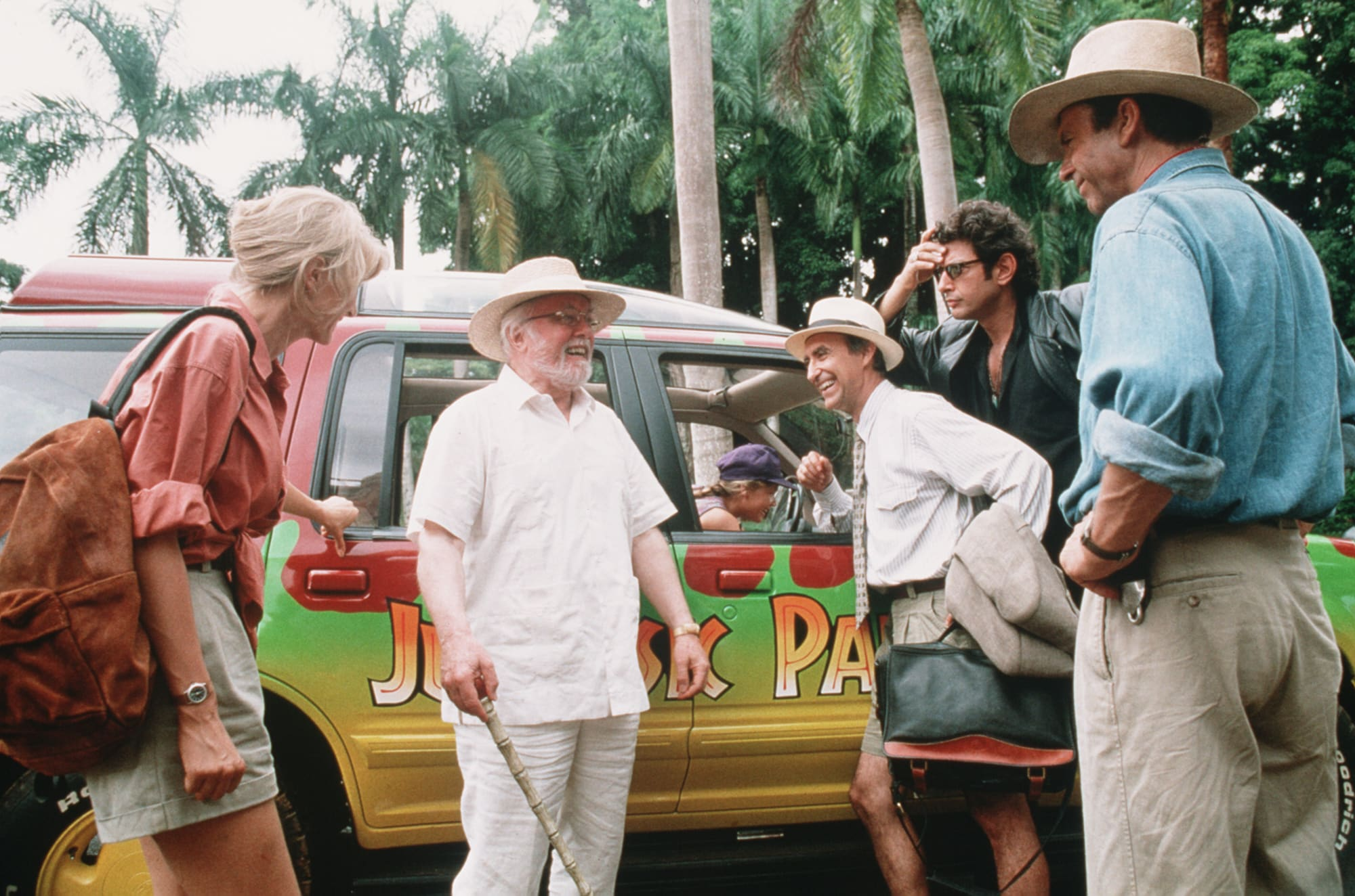 We Re Underestimating The Importance Of The Original Jurassic Park Cast In Jurassic World Dominion