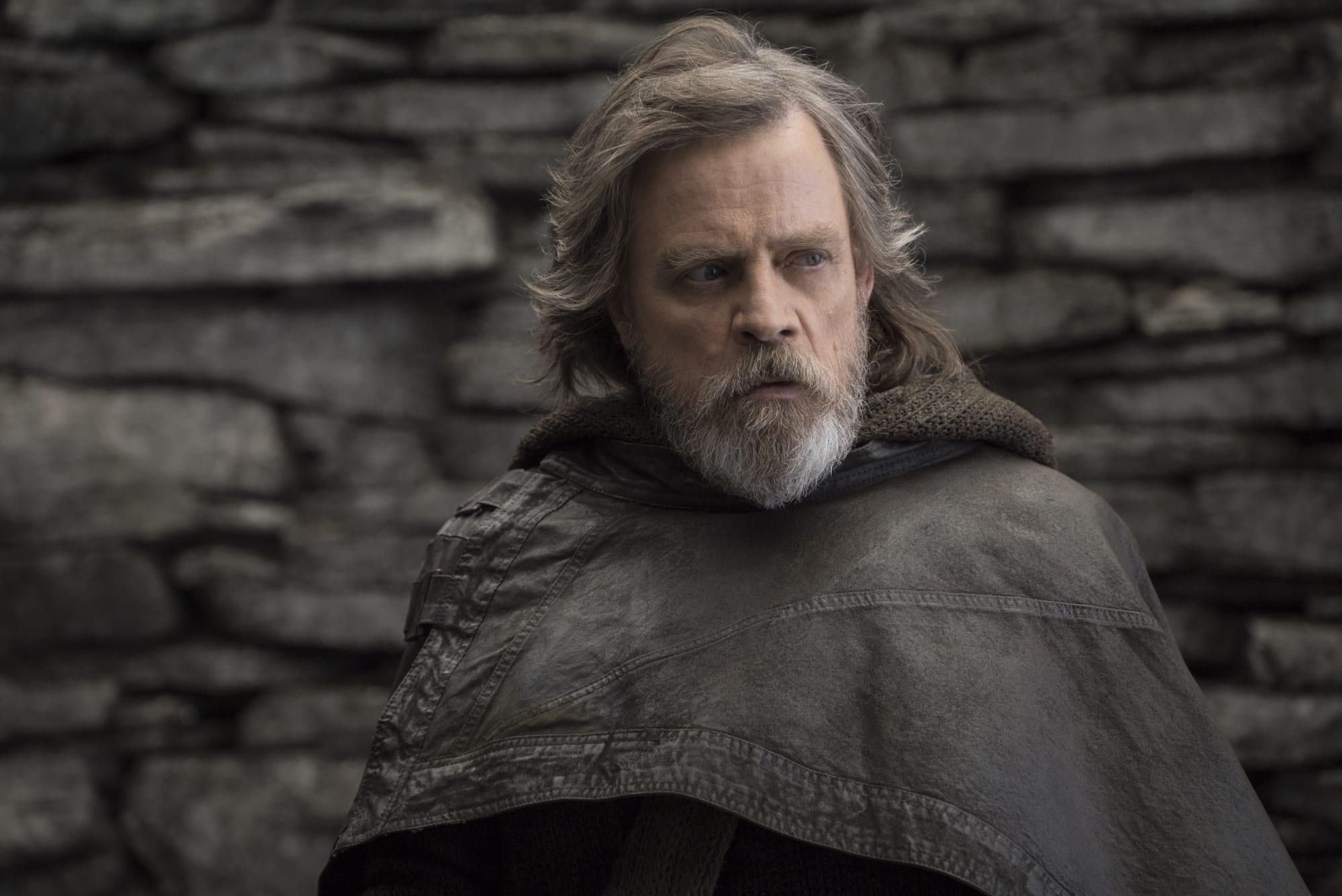 """Star Wars: Mark Hamill """"can't imagine"""" playing Luke Skywalker again"""