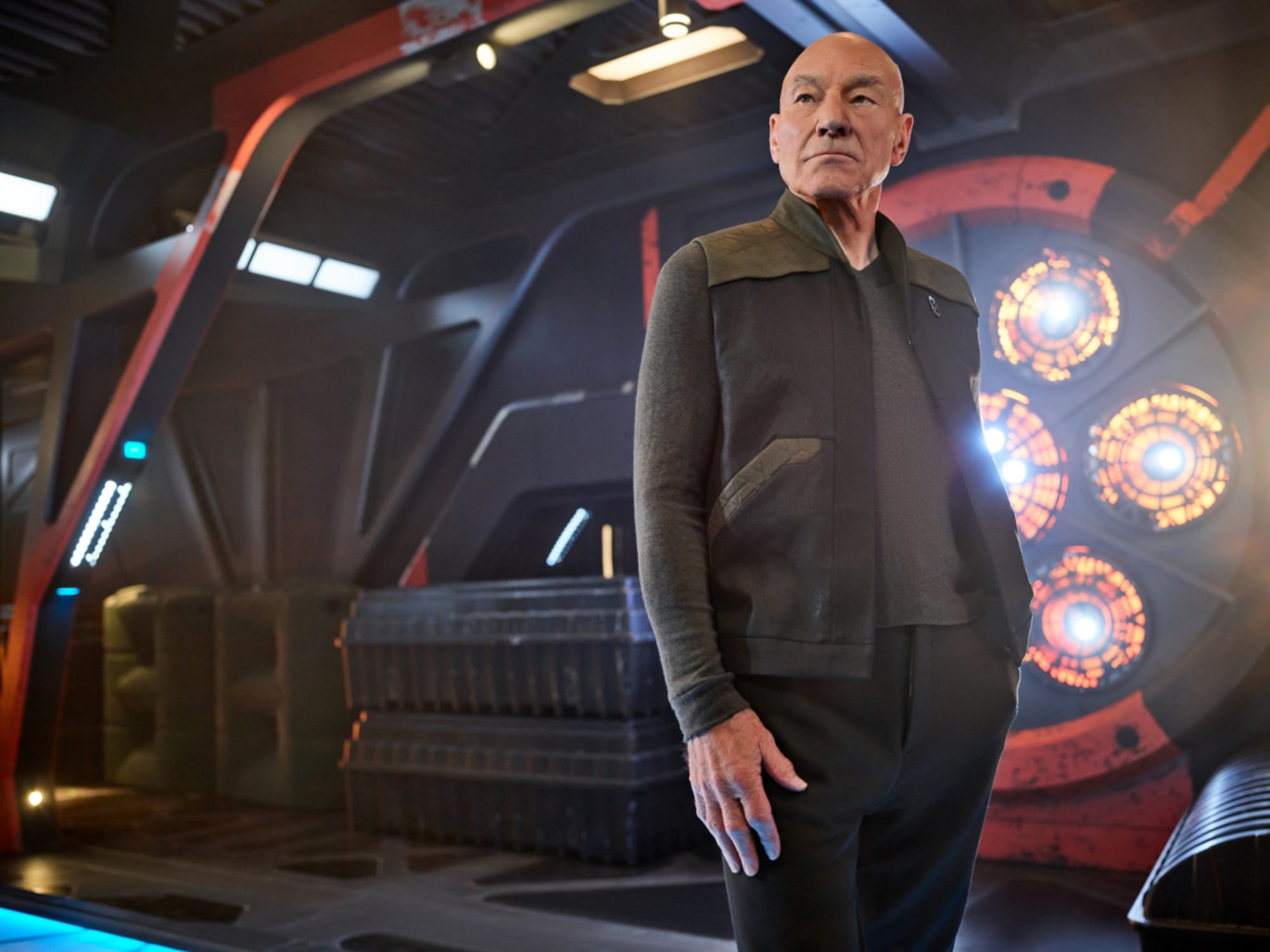 How many seasons will Star Trek: Picard run?
