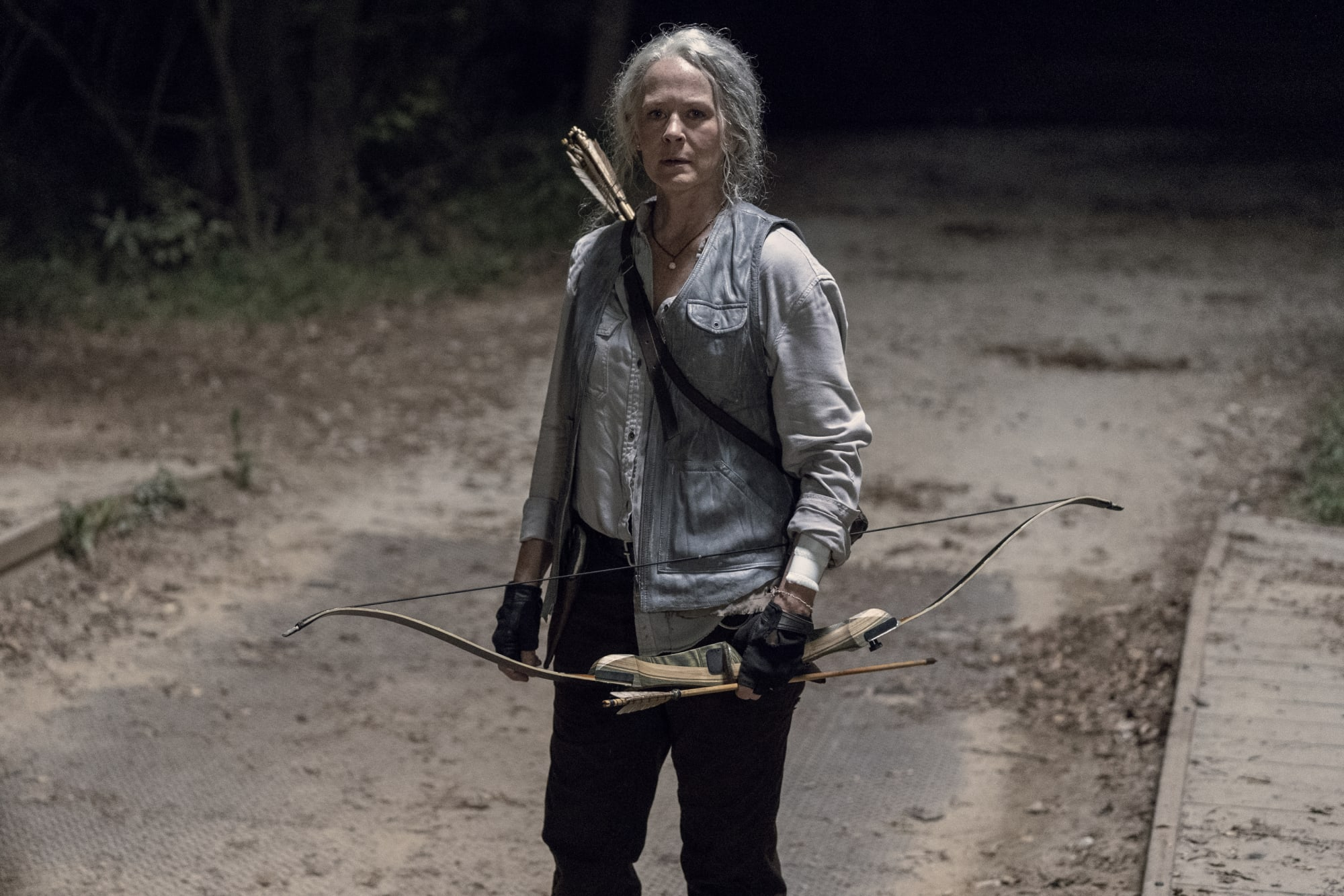 Rumor Alert: Melissa McBride (Carol) to show up in The Walking Dead movies?