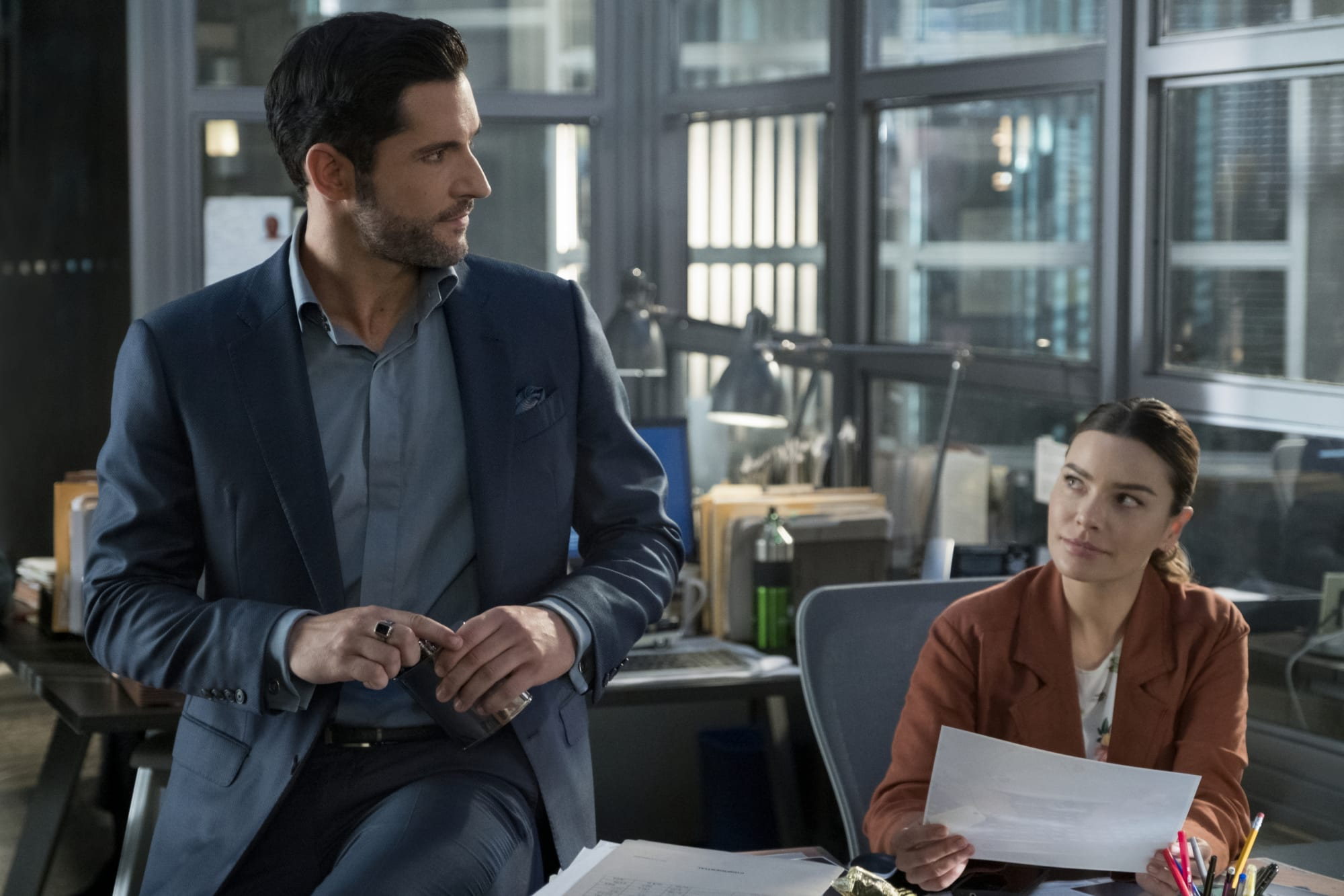 Heaven and hell: Supernatural star to guest in Lucifer season 5