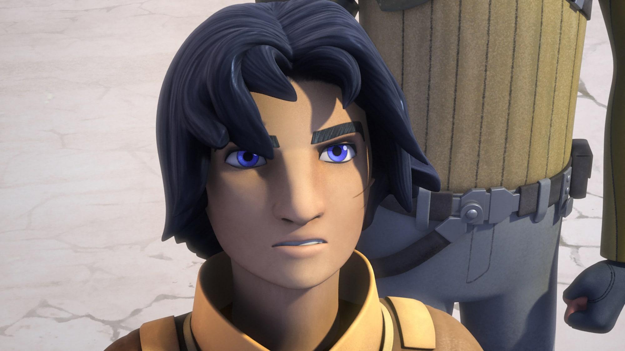 Rahul Kohl to play Jedi Ezra Bridger in The Mandalorian season 2?