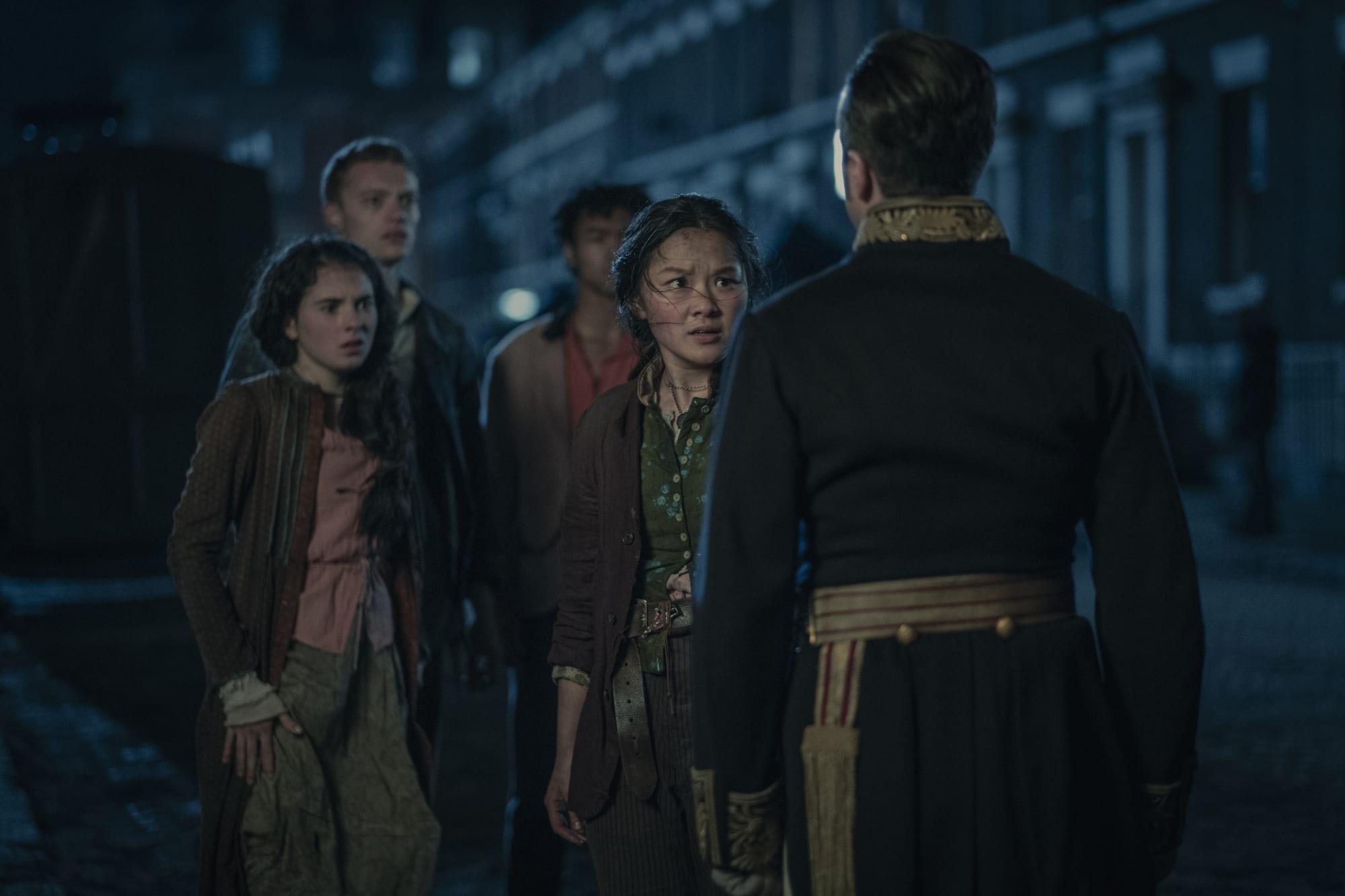 Netflix cancels supernatural Sherlock Holmes riff The Irregulars