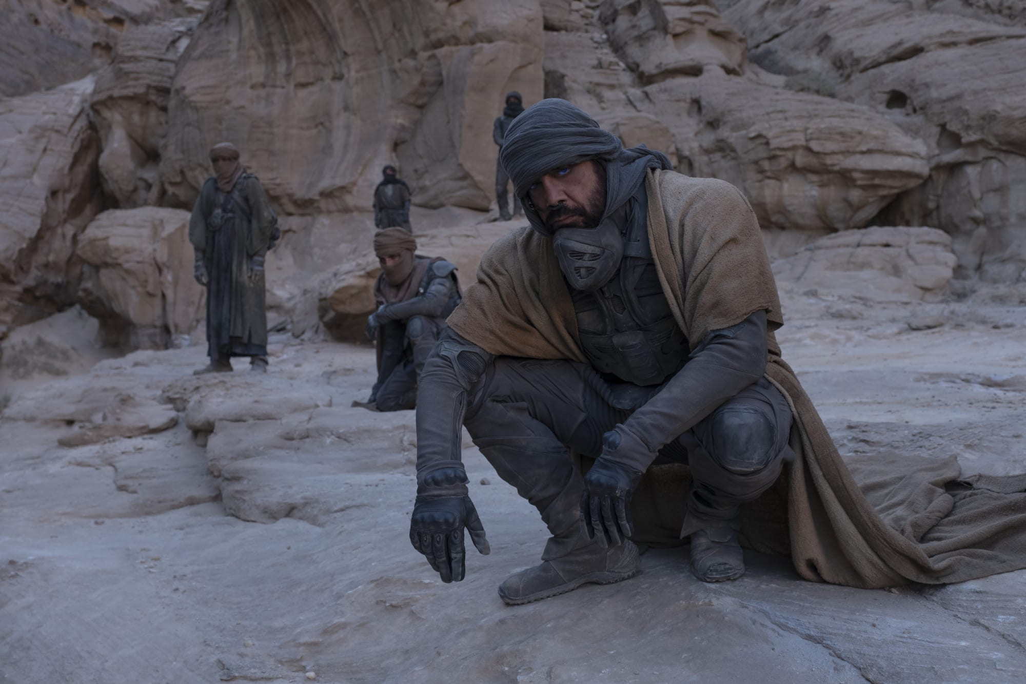 """Javier Bardem's role in Dune is """"very short…Hopefully there is a second one!"""""""