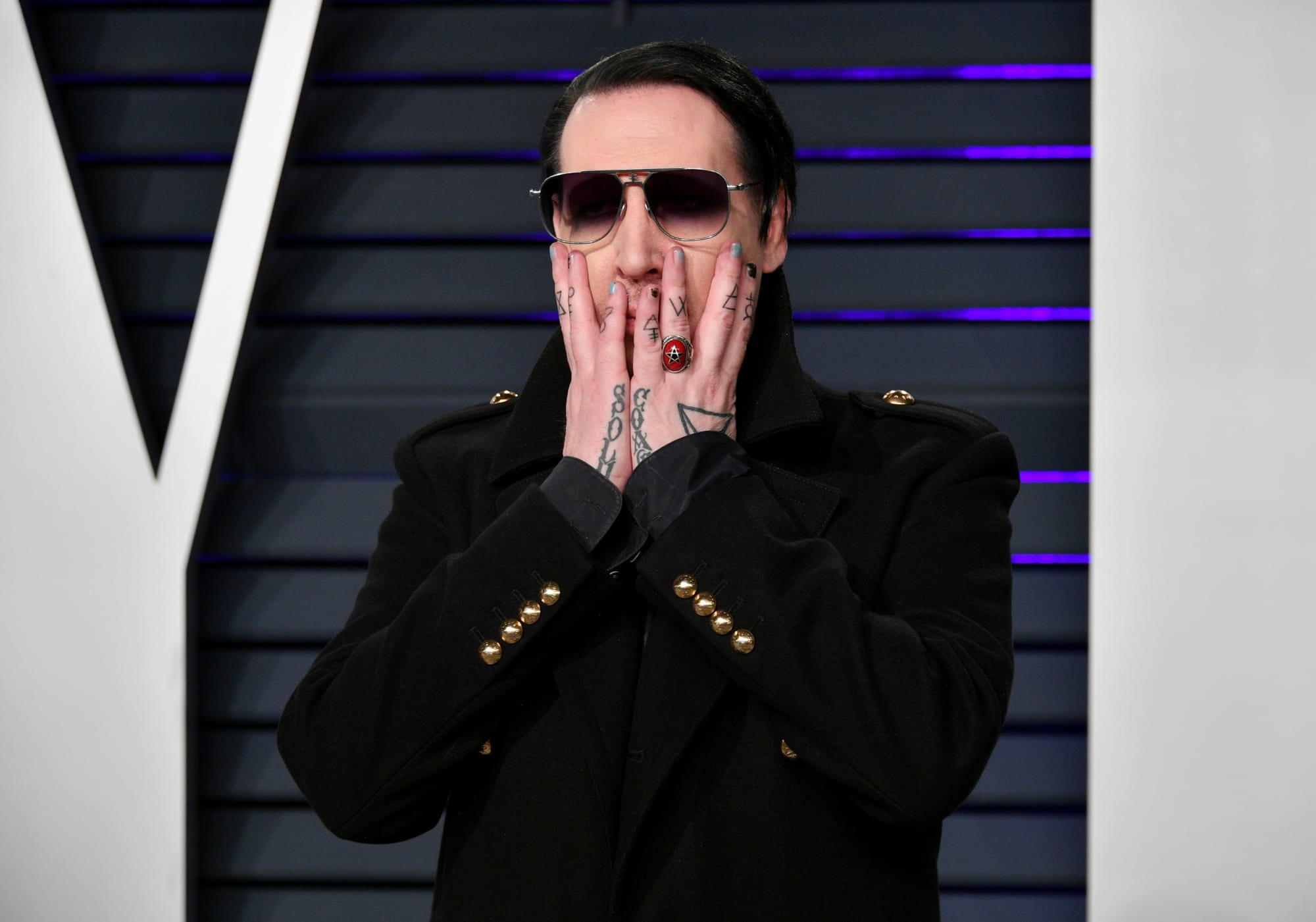 Marilyn Manson Joins Cast Of American Gods For Season 3