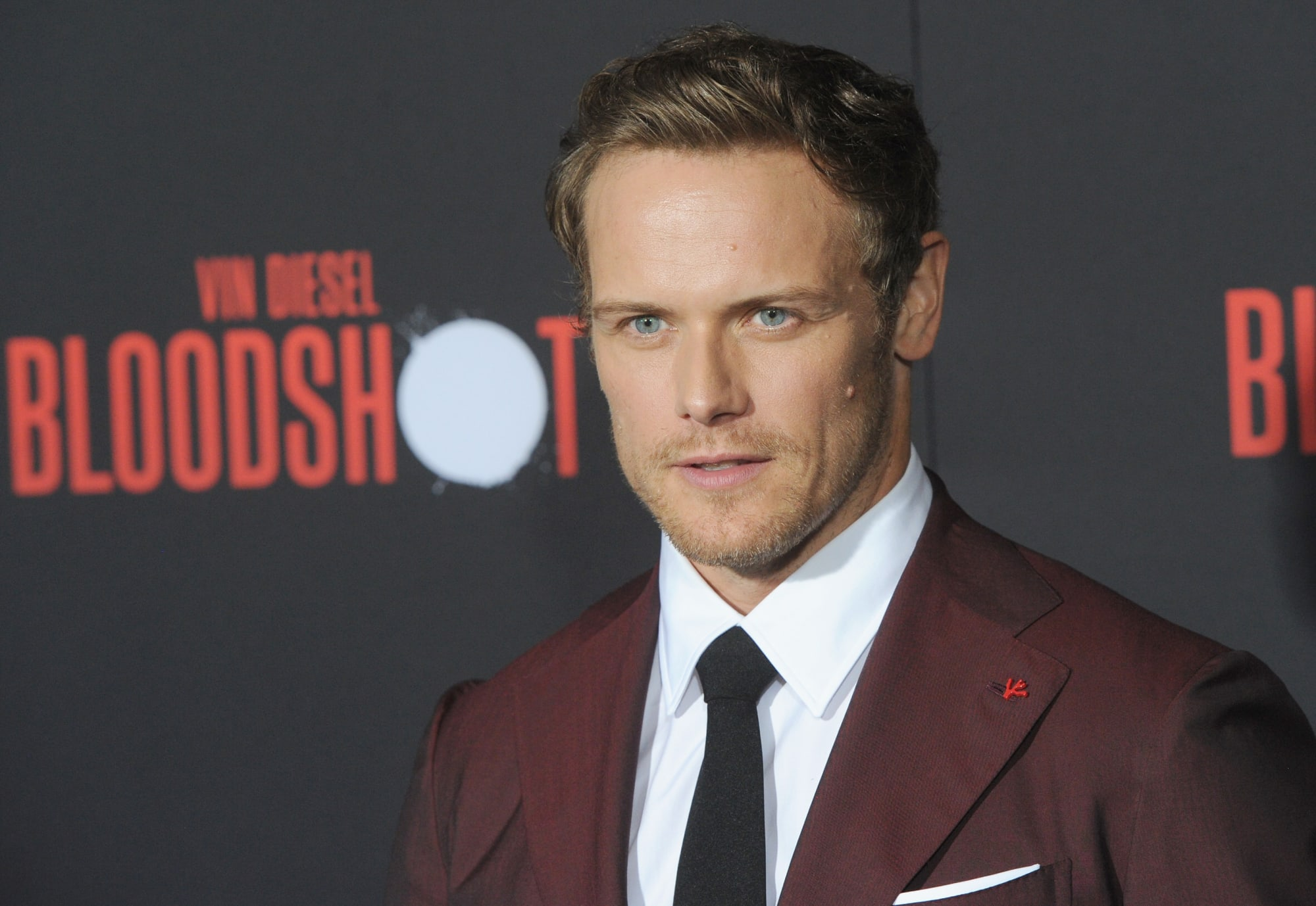 Sam Heughan thinks now is the right time for him to play James Bond