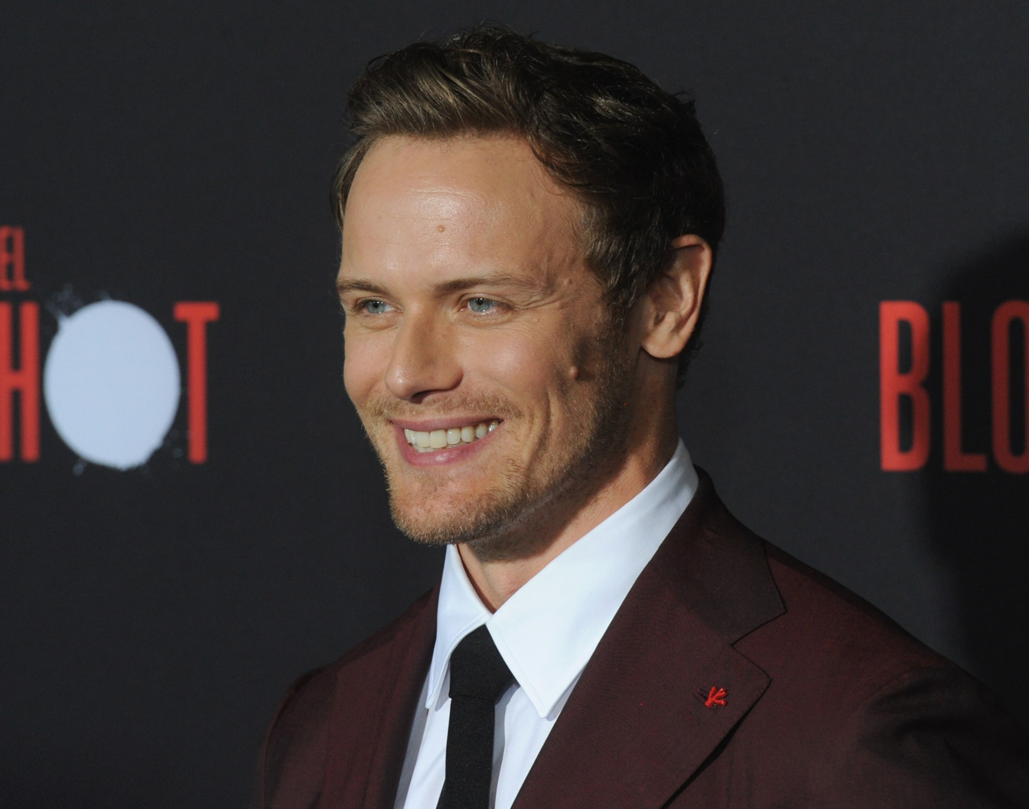 Outlander's Sam Heughan tops fan poll of who should be next James Bond