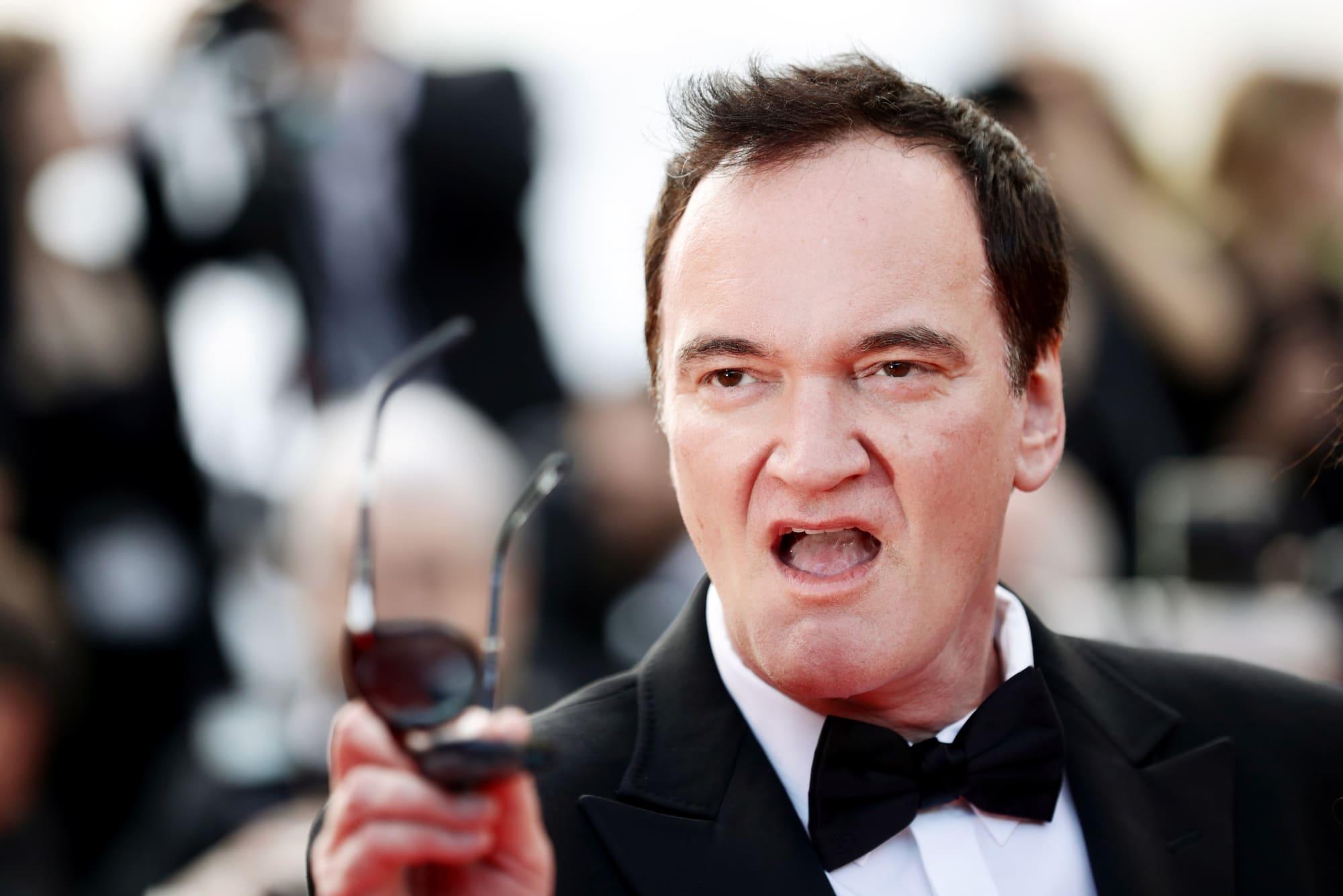 "Tarantino's rumored Star Trek film would be set on a ""gangster planet"""
