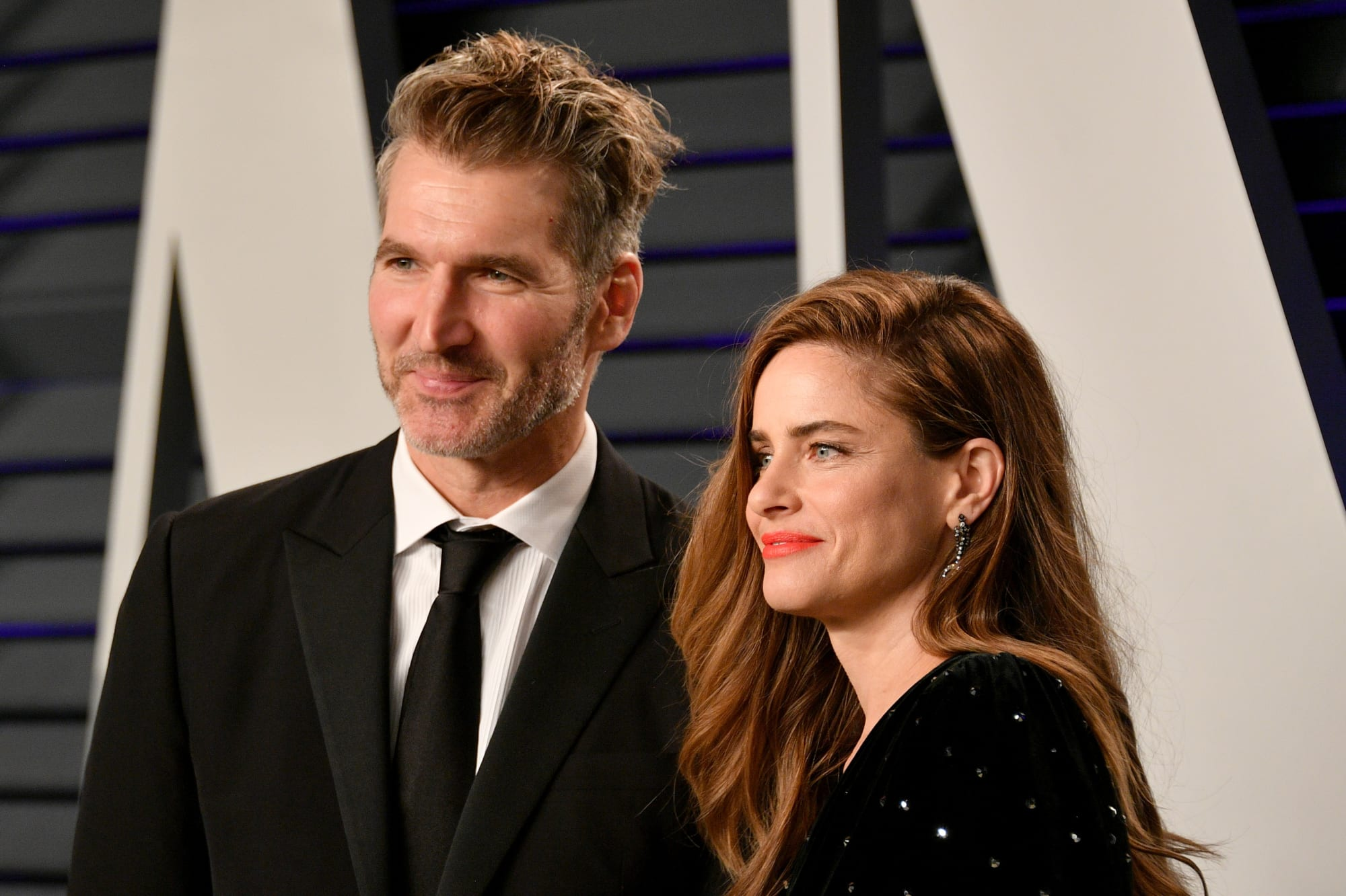 Amanda Peet, wife of Game of Thrones creator, stands by series finale