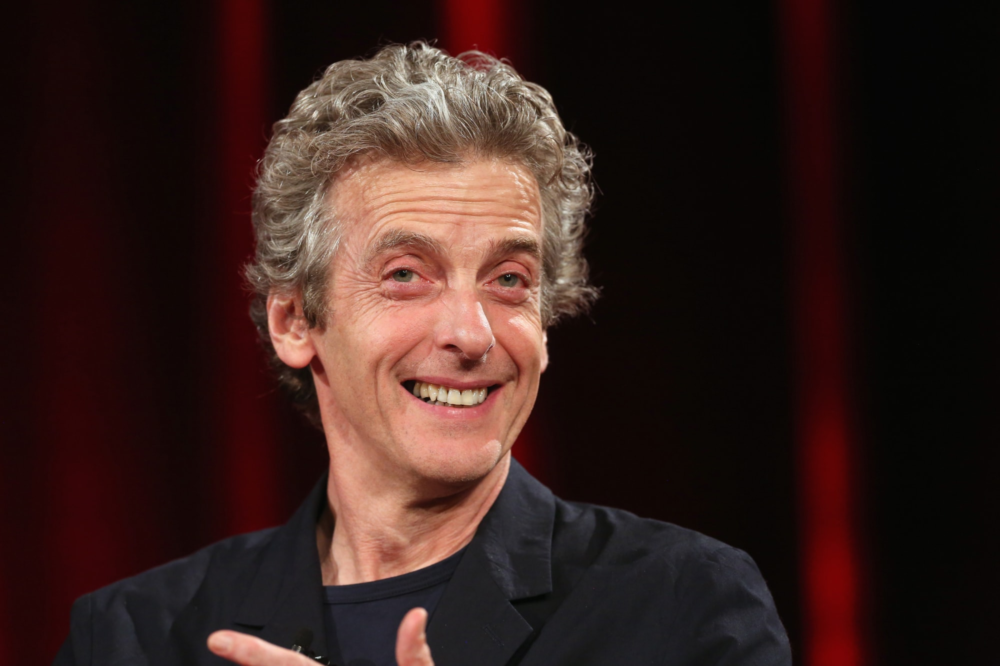 Doctor Who's Peter Capaldi wouldn't join a multi-Doctor special