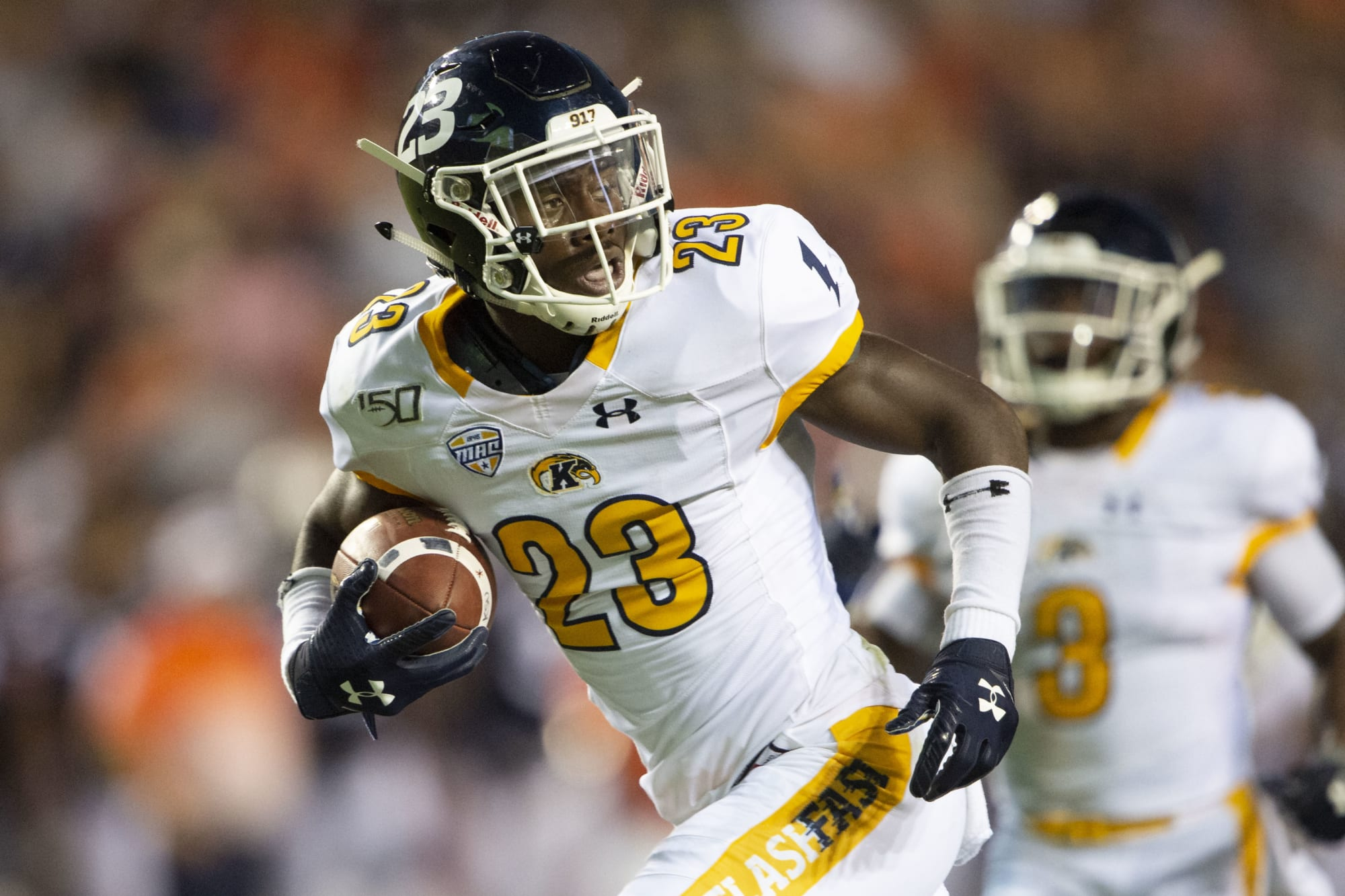 2021 NFL Draft: Kent State WR Isaiah McKoy a sleeper name to bookmark