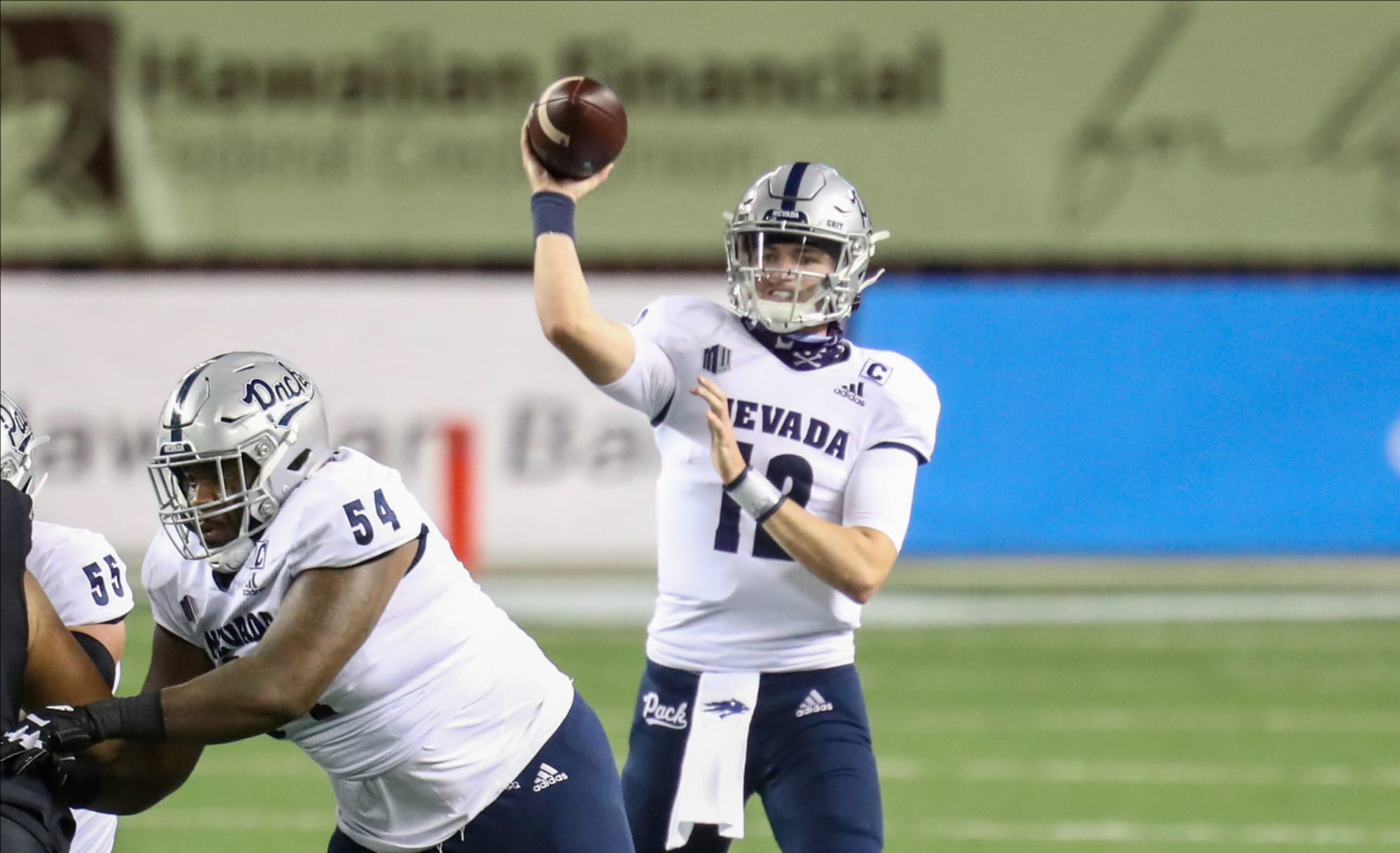 2022 NFL Draft: Nevada QB Carson Strong the dark horse for QB1