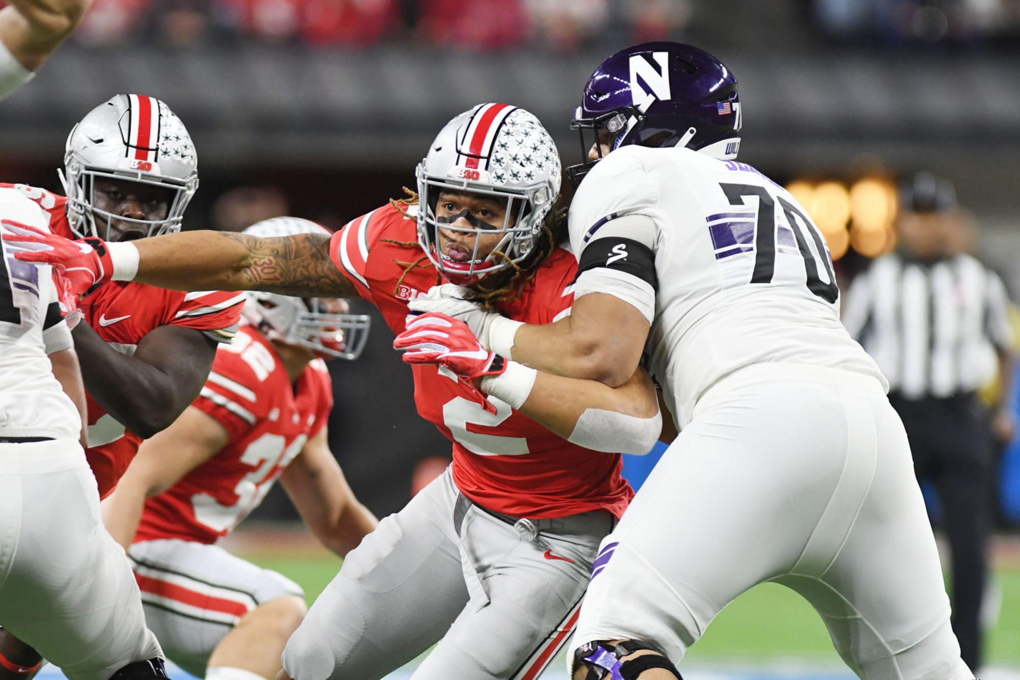 49ers: What Rashawn Slater would bring with 12th pick in 2021 NFL Draft - With the First Pick