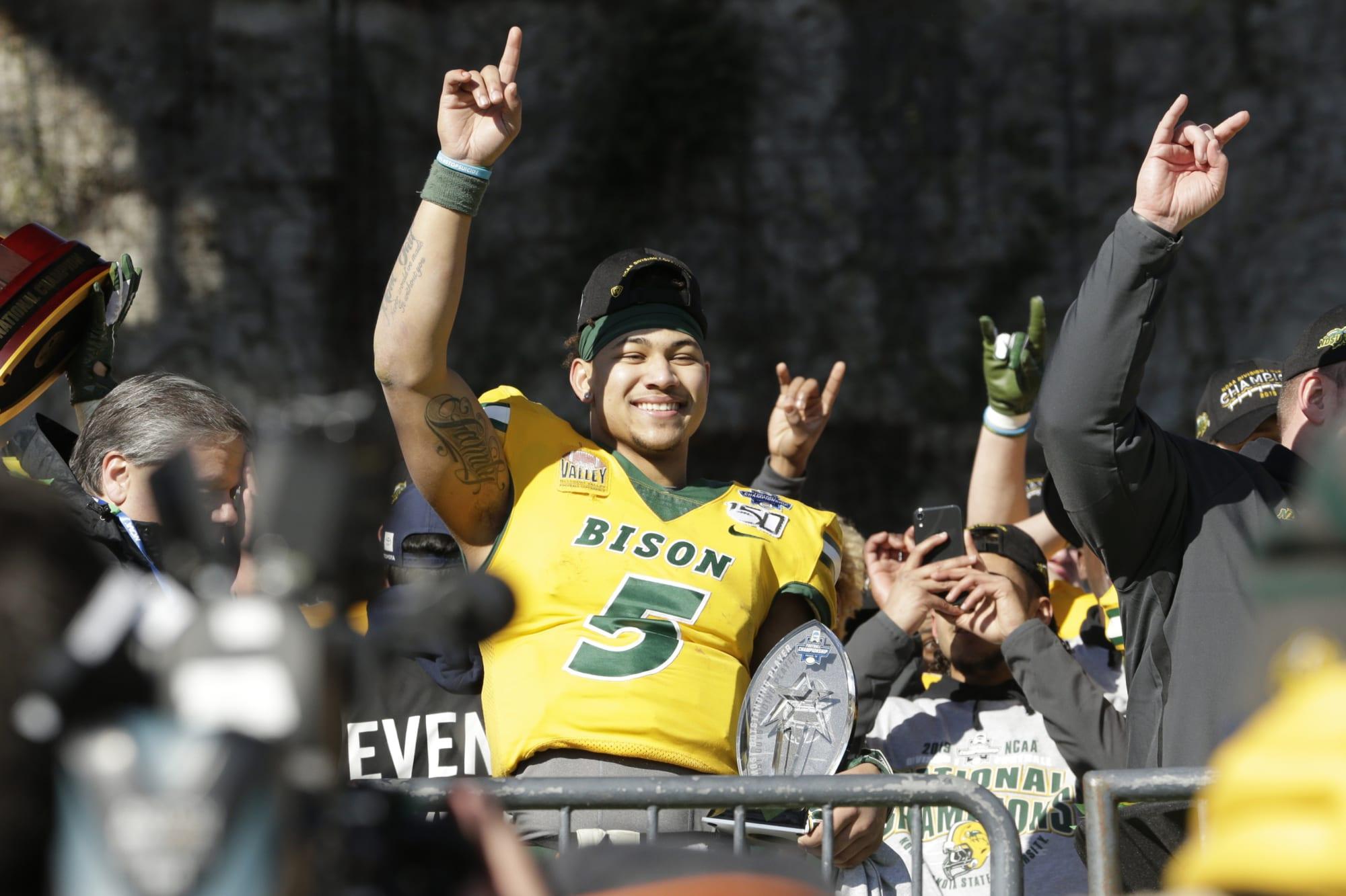 2021 NFL Draft: Why Trey Lance makes sense for Atlanta Falcons