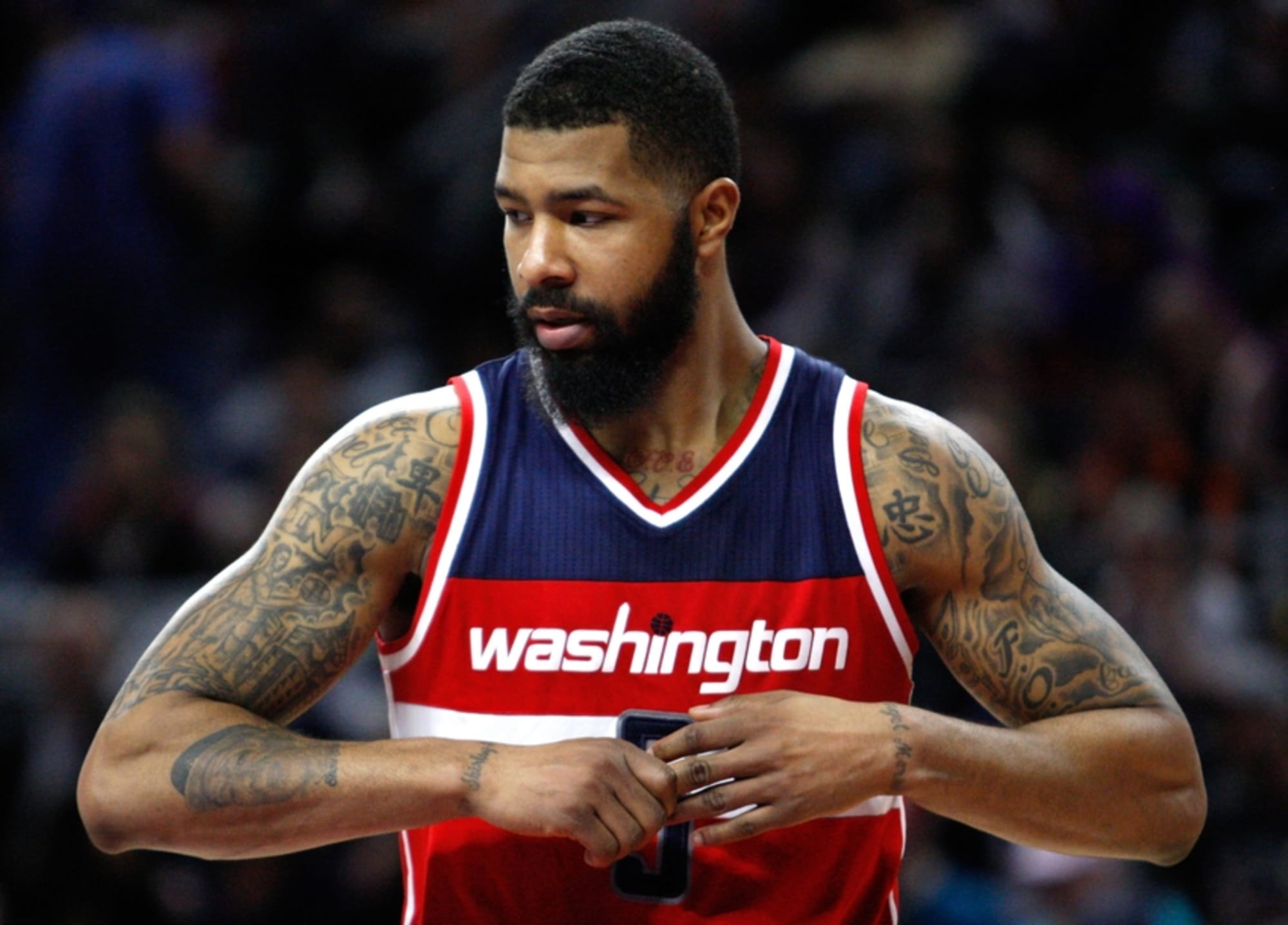 Washington Wizards Forward Markieff Morris Avoids Charges