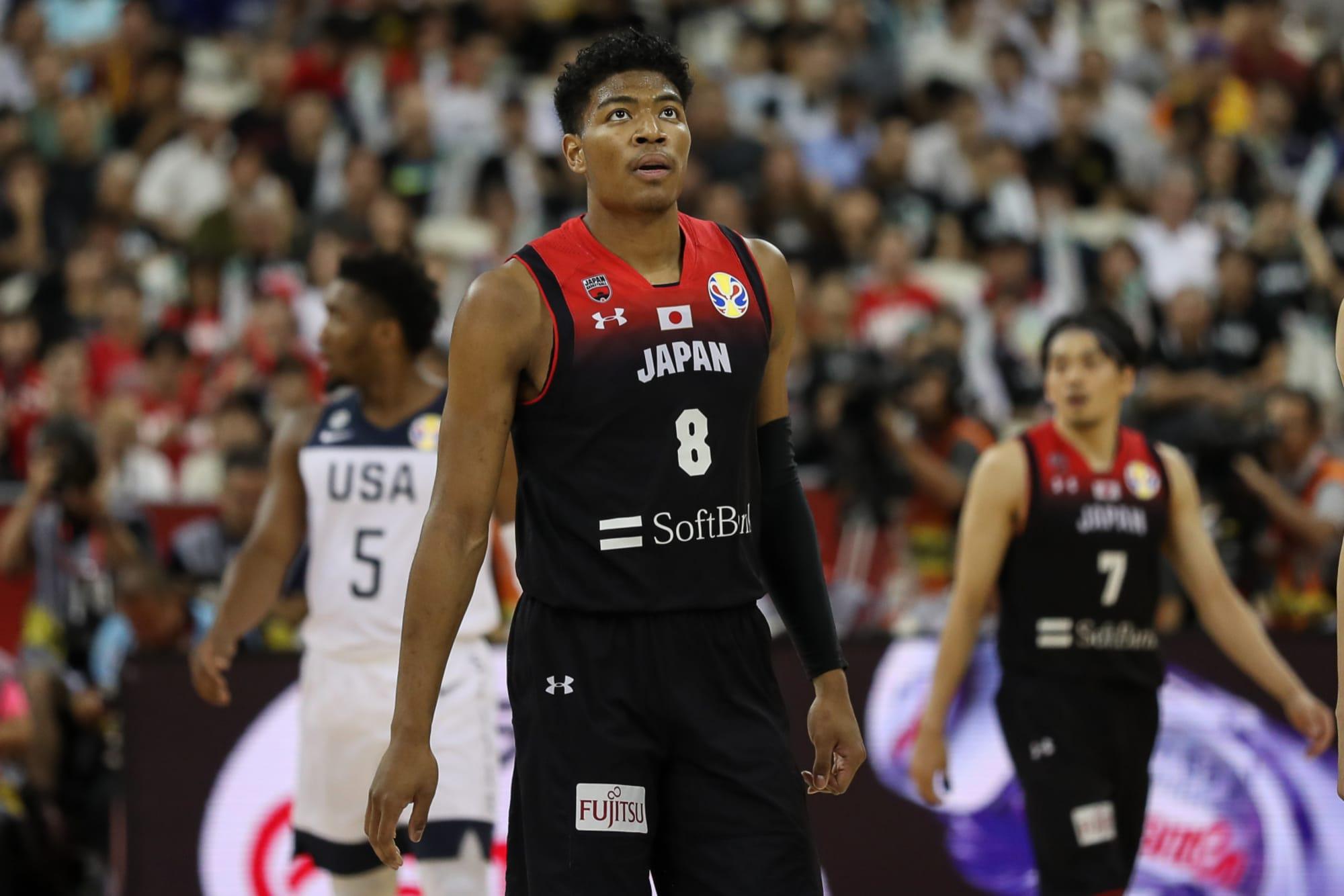 Rui Hachimura and Japan no match for Team USA