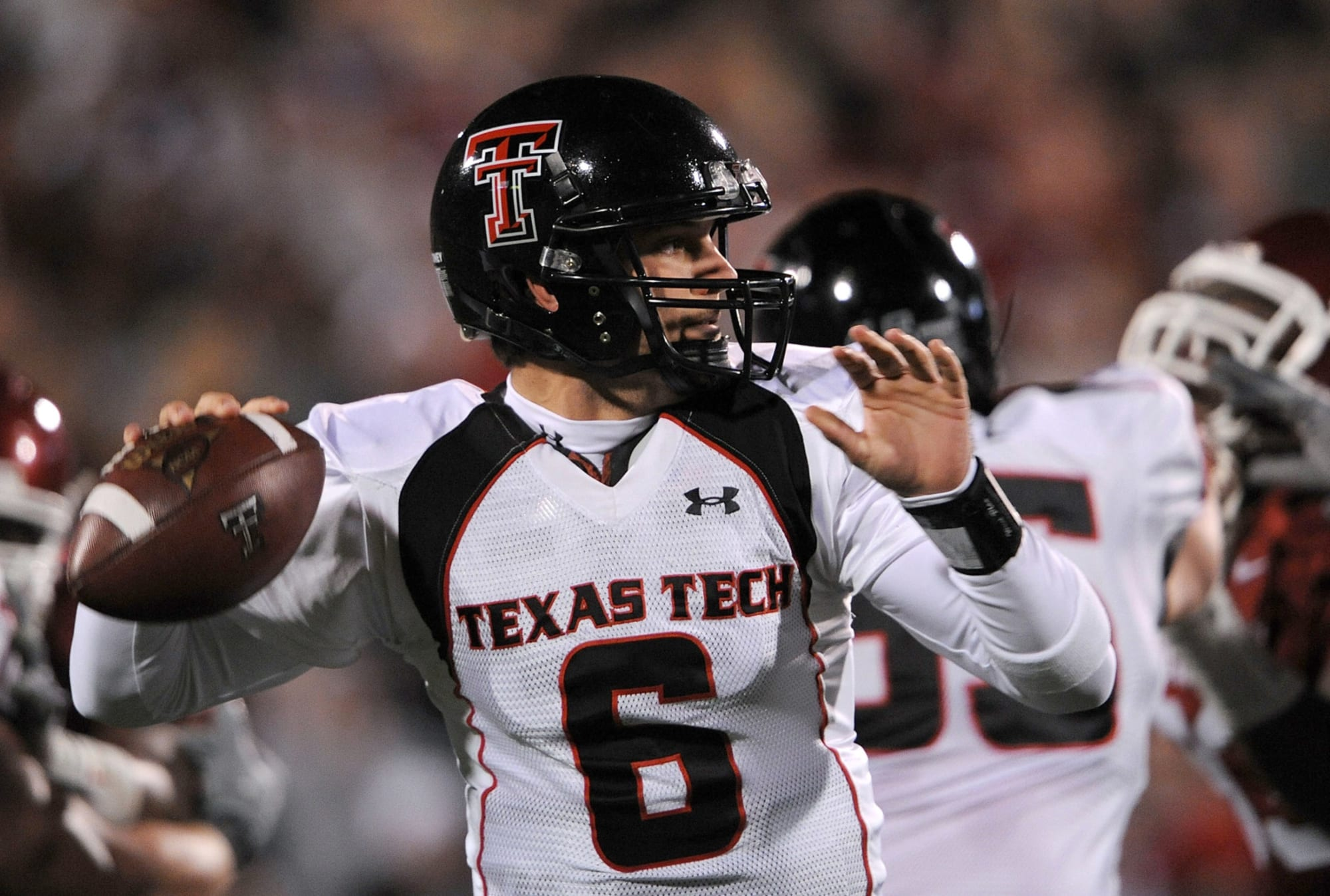 Texas Tech Football Classics Red Raiders Complete Record Comeback Page 4
