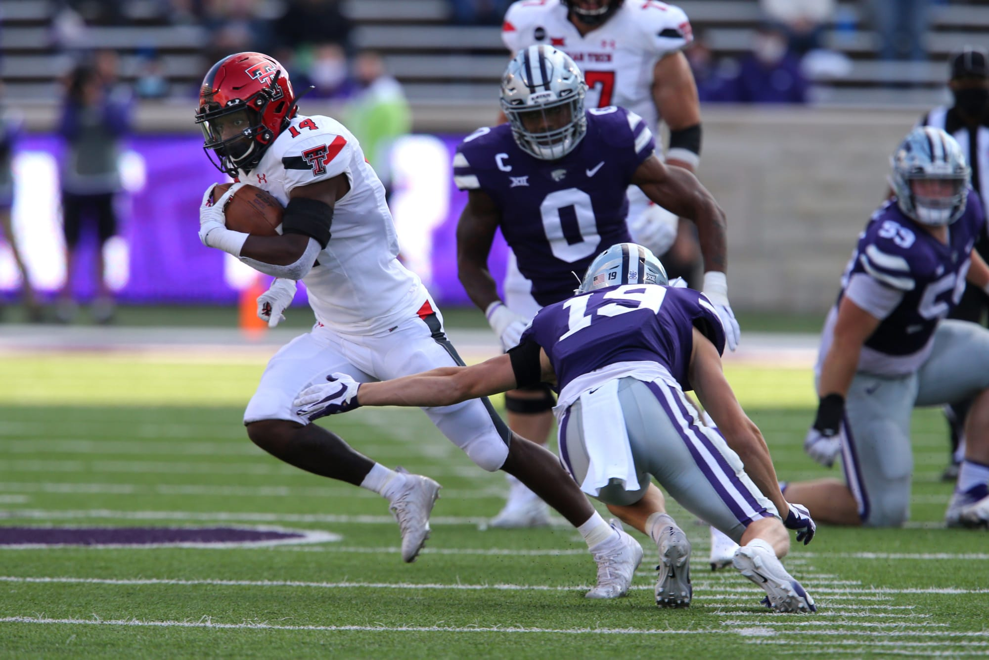 Texas Tech football: 3 Red Raiders that have been pleasant surprises in 2020