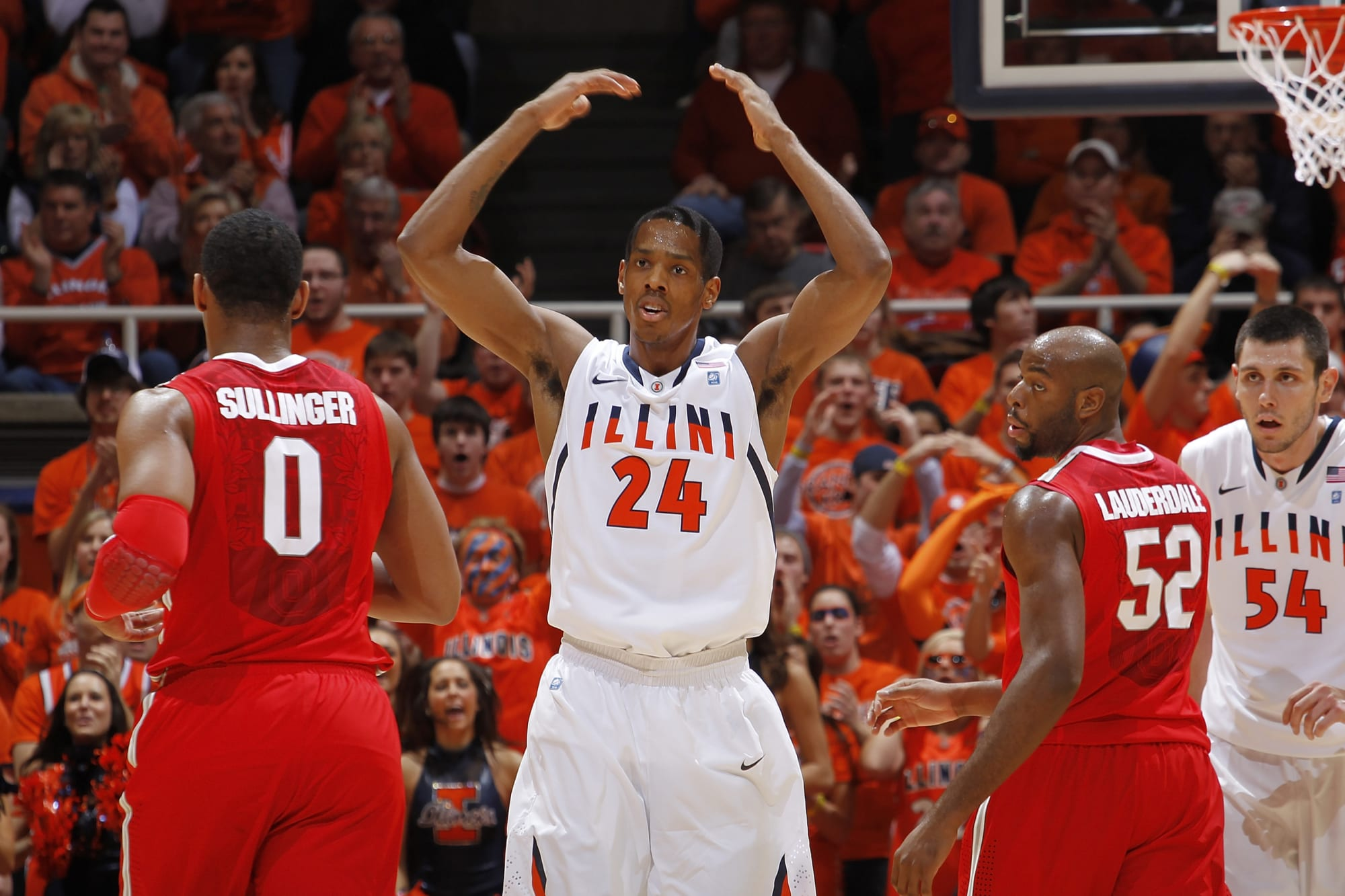 Illinois Basketball: Top 5 Illini wing-forwards of the 2010s