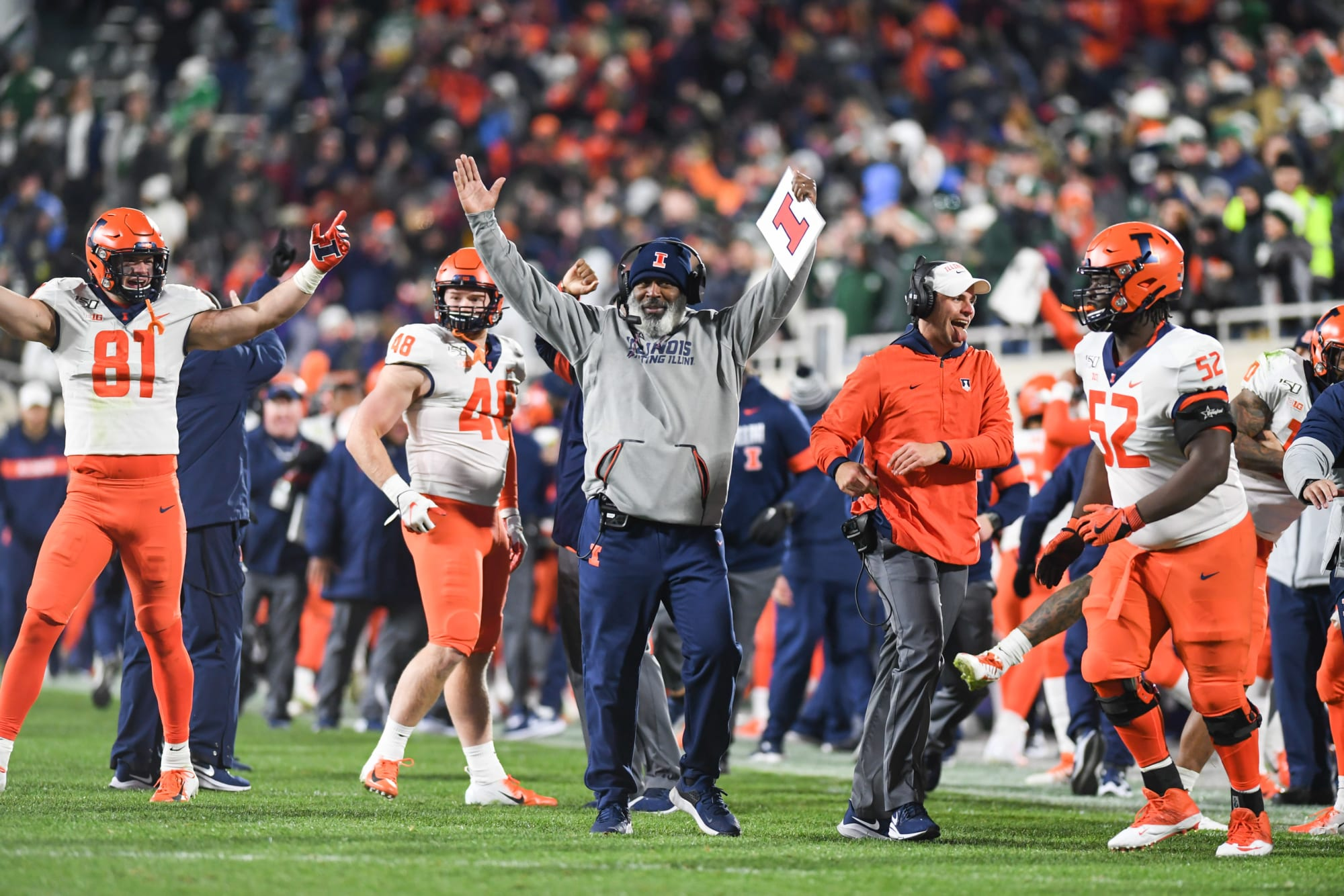 Illinois Football: 3 players looking to rebound from the 2019 season